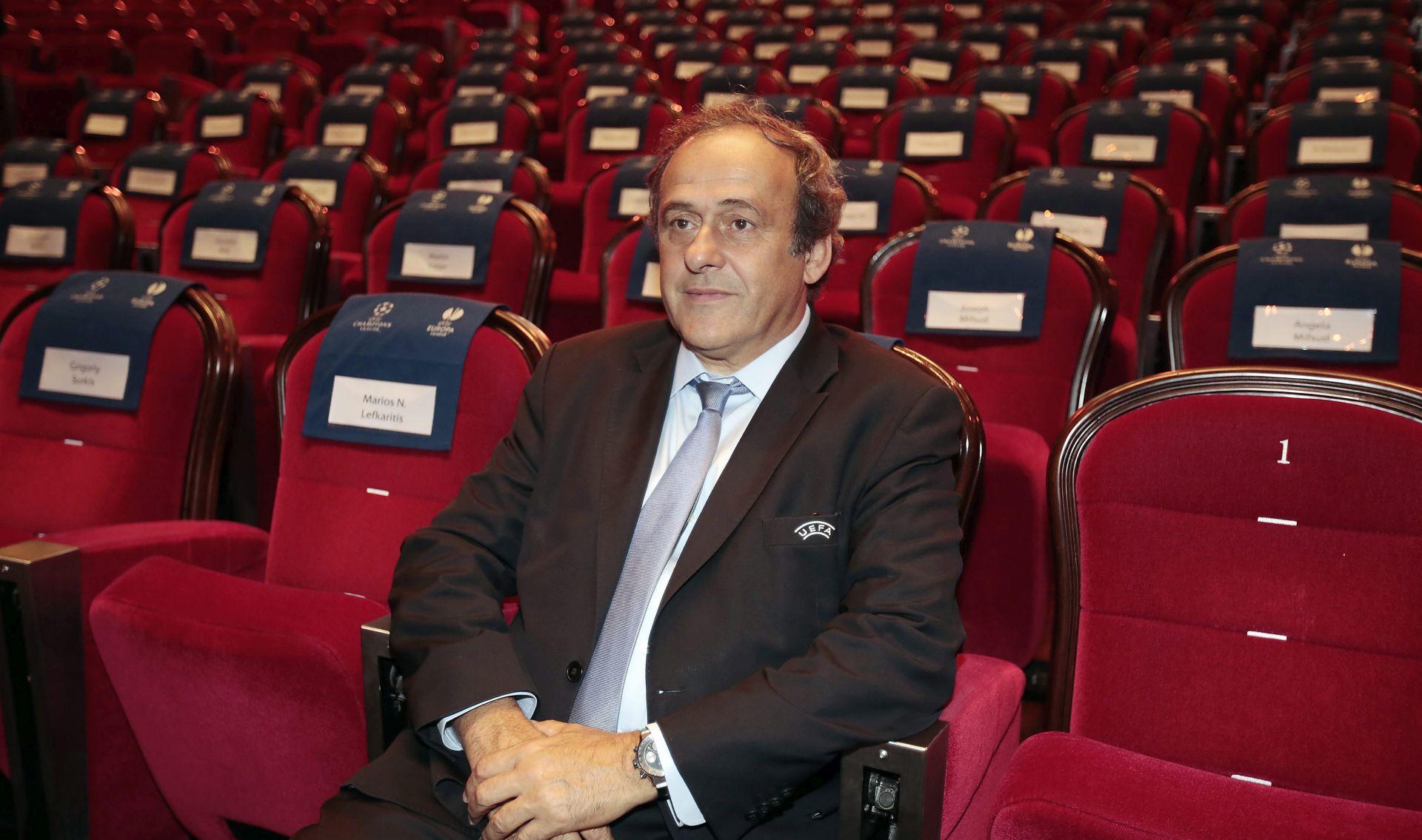 Brazilska legenda Romario: Platini je Blatterova škola