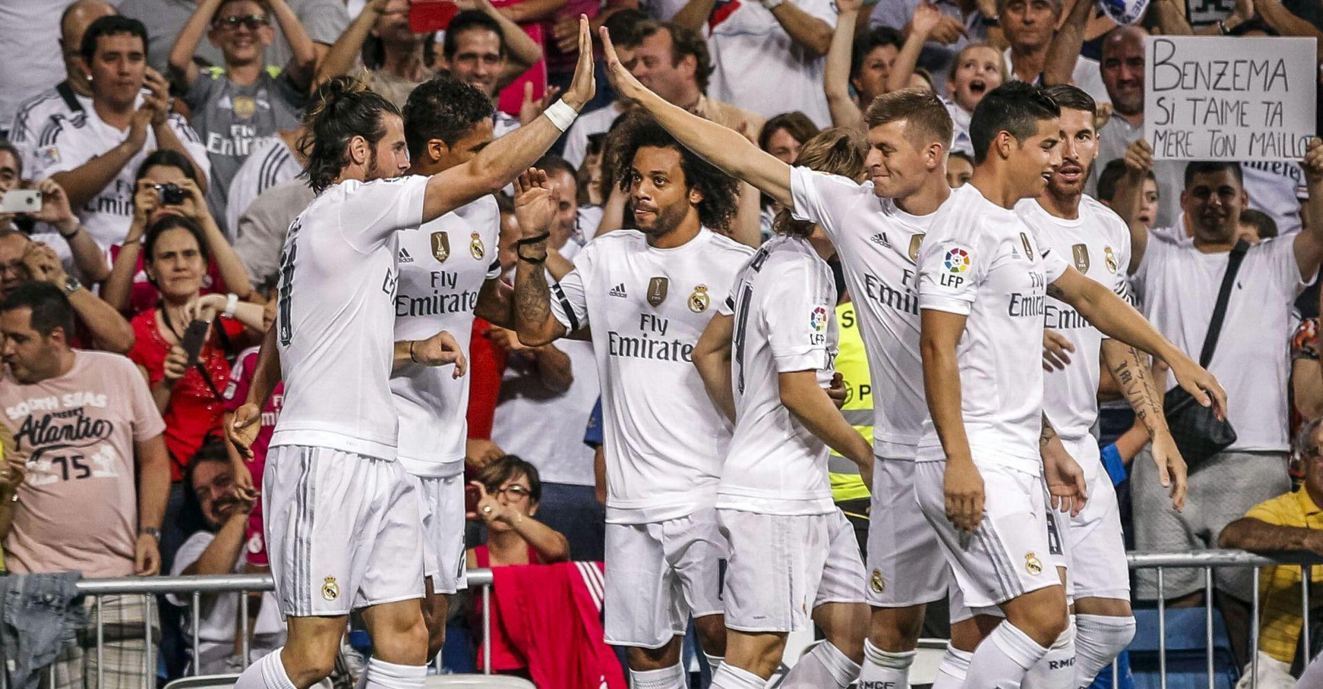 REAL DONIRA MILIJUN EURA IZBJEGLICAMA Ronaldo: Nitko nije ravnodušan prema ovoj krizi