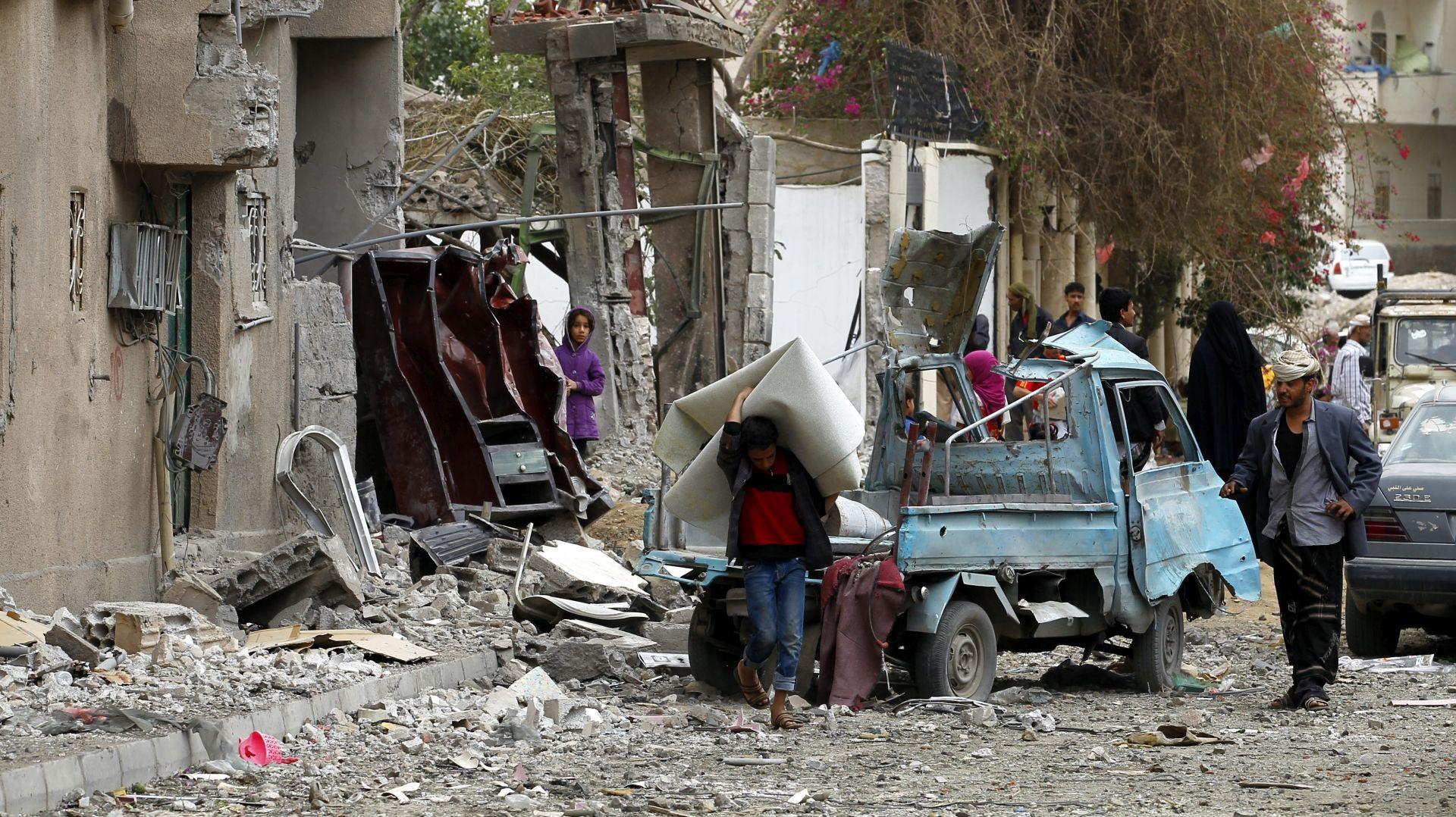 Egipat u jemenski rat poslao 800 vojnika