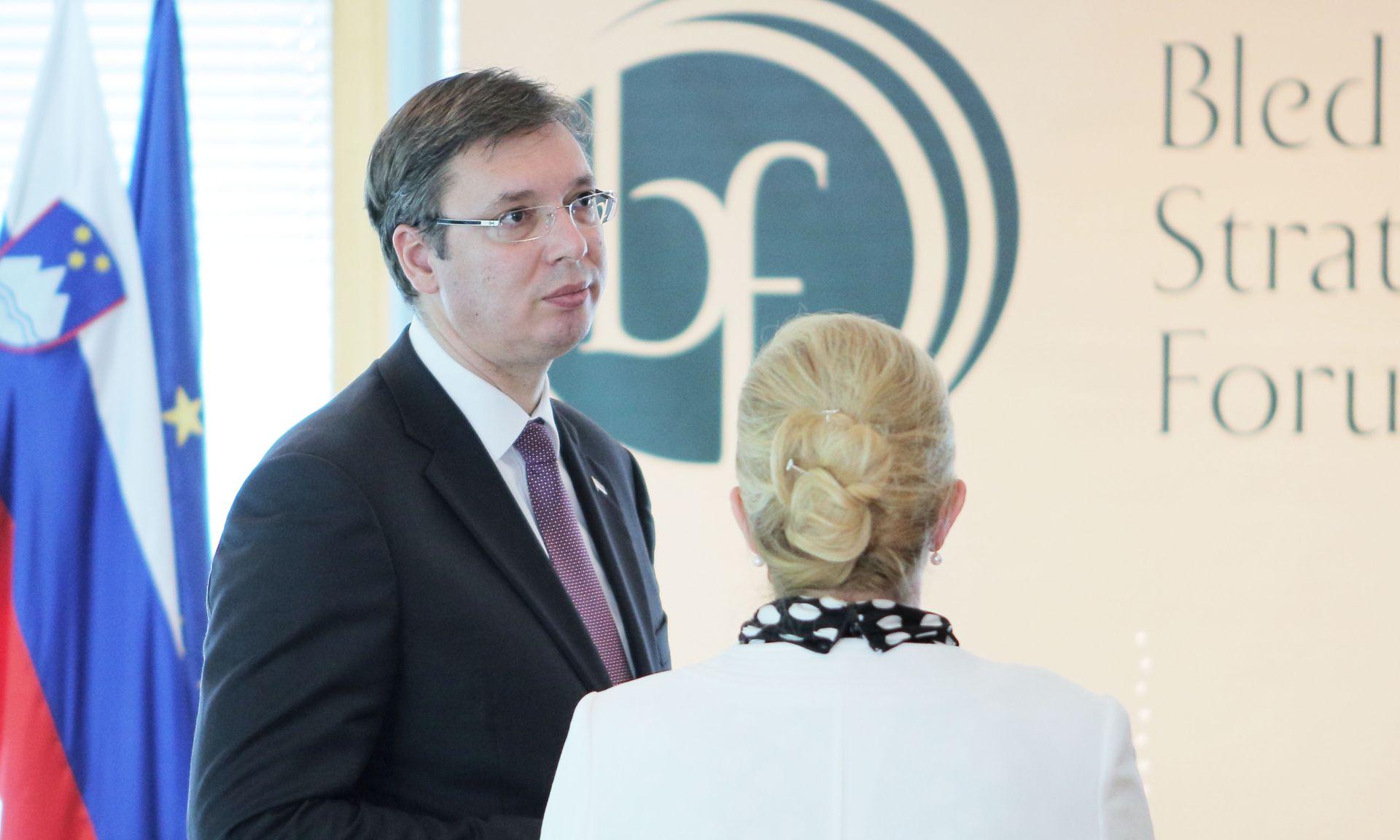 Vučić: Srbija ima nedvojbeno negativno stajalište o proglašenju Stepinca svetim
