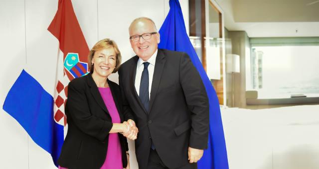 EK potiče Hrvatsku i Sloveniju da pronađu zajedničko rješenje nakon skandala s arbitražom