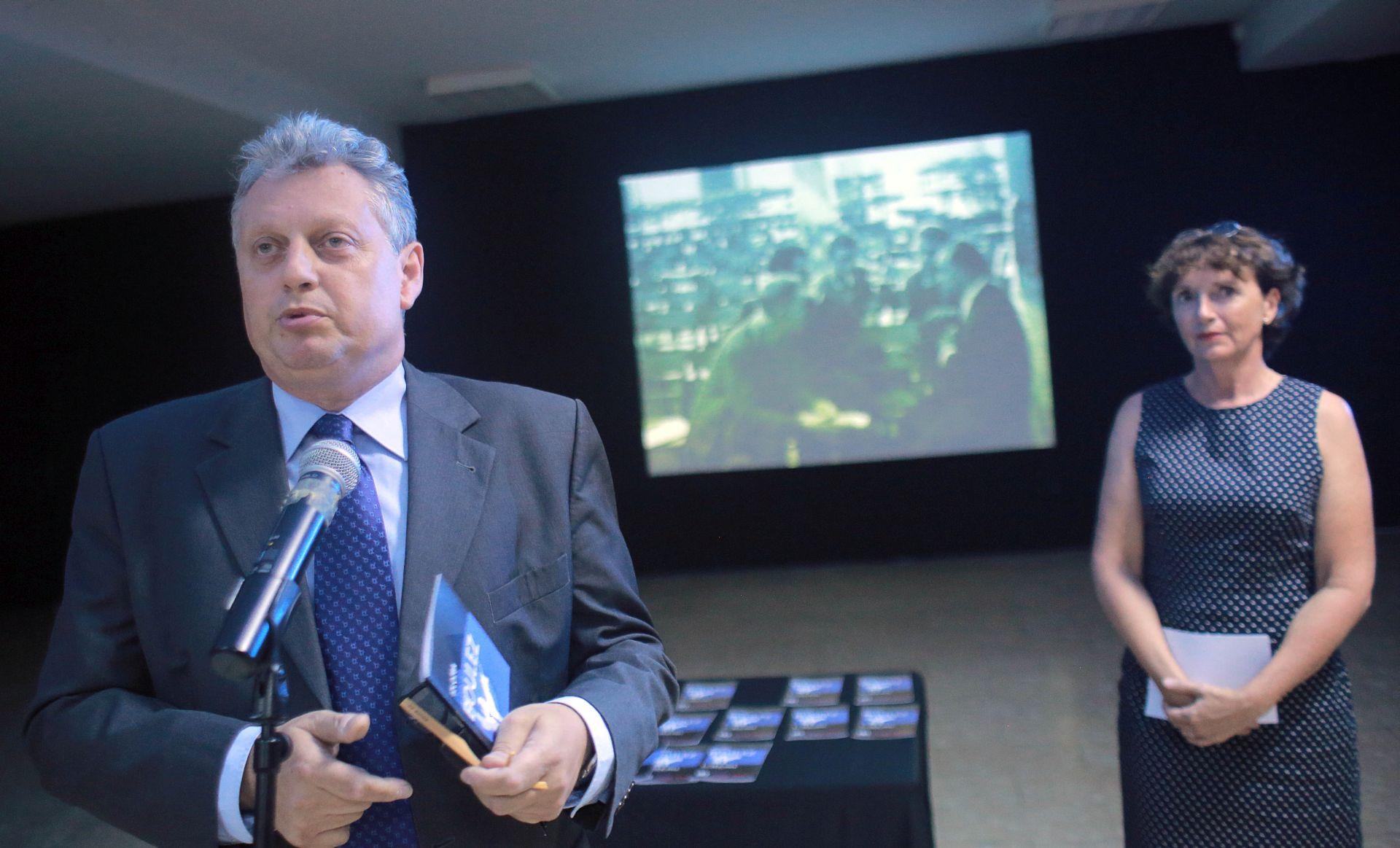 Ministar Šipuš otvorio izložbu Pierre Boulez
