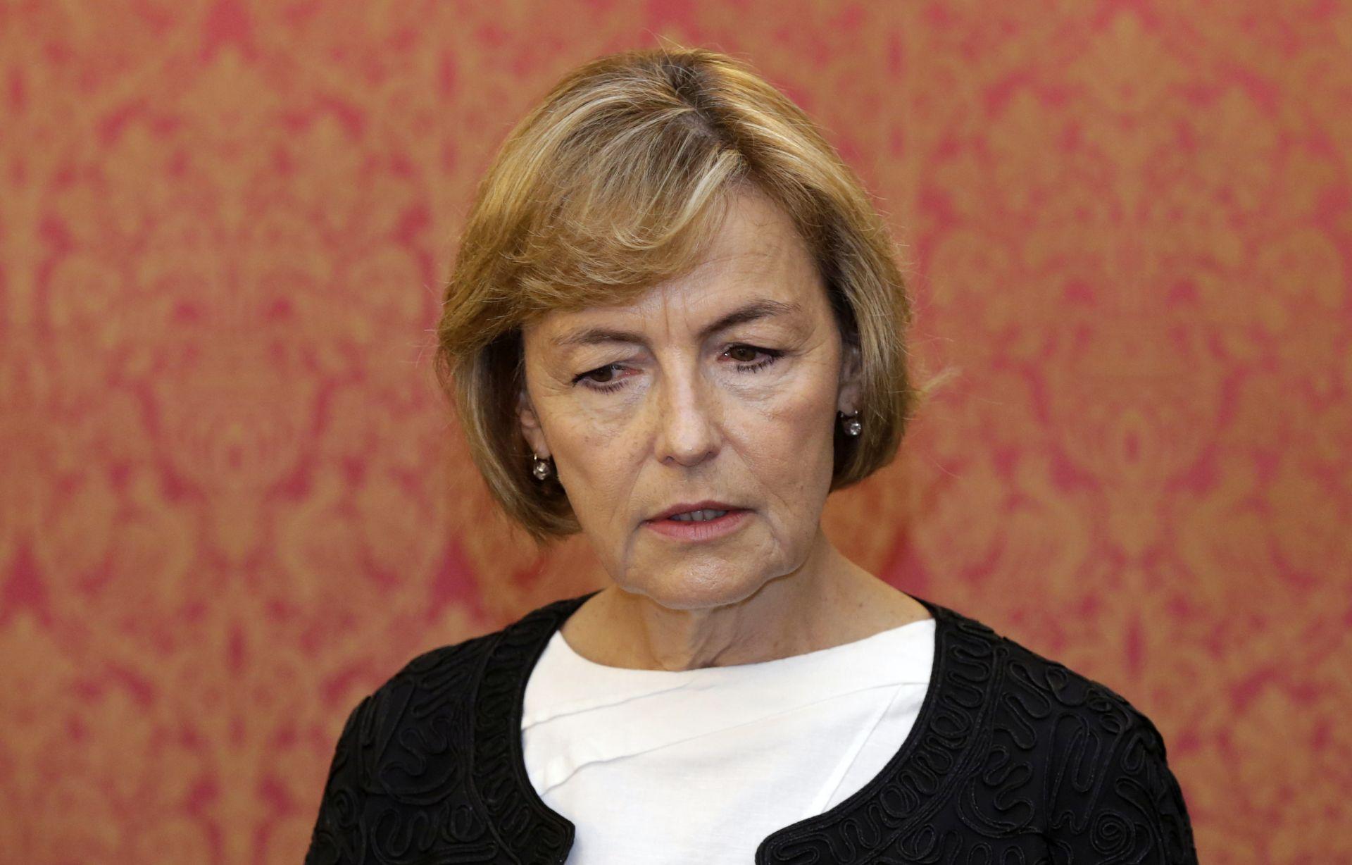 Vesna Pusić hrvatska kandidatkinja za glavnu tajnicu UN-a, očekuje potporu predsjednice