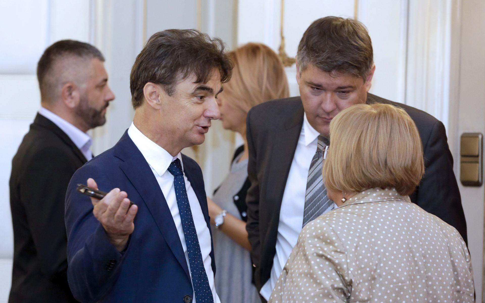 Grčić očekuje skoro potpisivanje koalicijskog sporazuma