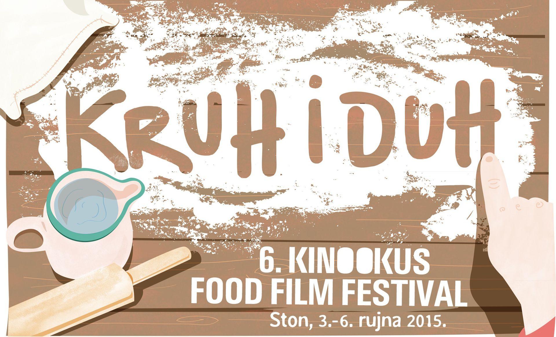 Festival Kinookus u Stonu: Uživanje u hrani i filmovima