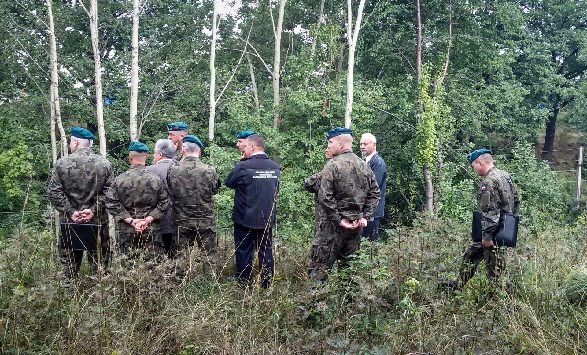 """Poljski vojnici u potrazi za nacističkim """"zlatnim vlakom"""""""