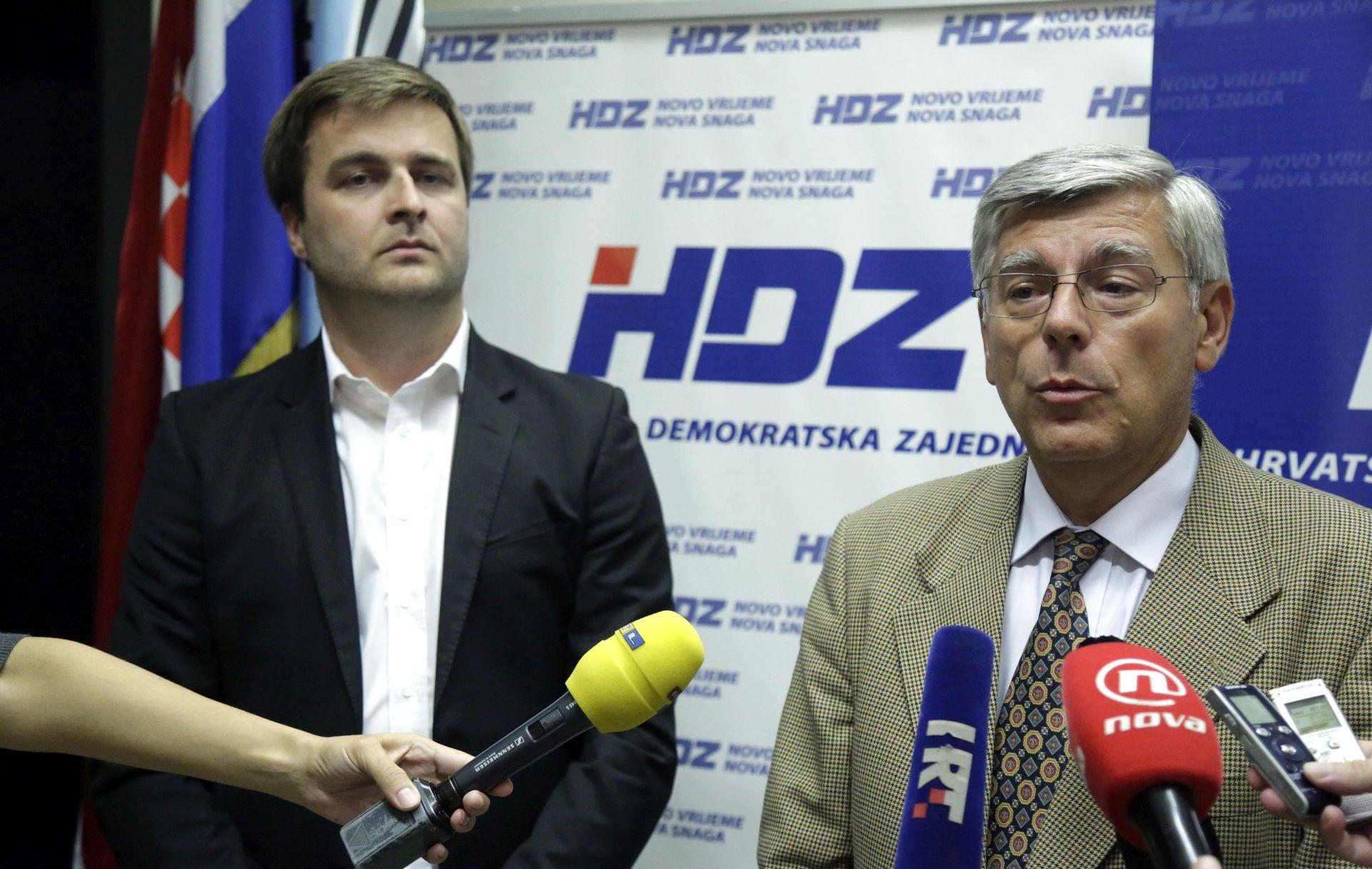 HDZ: Vladine socijalne mjere platit će svi građani