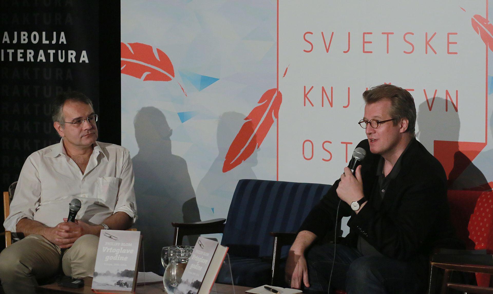 FSK – Philipp Blom: U potrazi za odgovorima na bitna povijesna pitanja