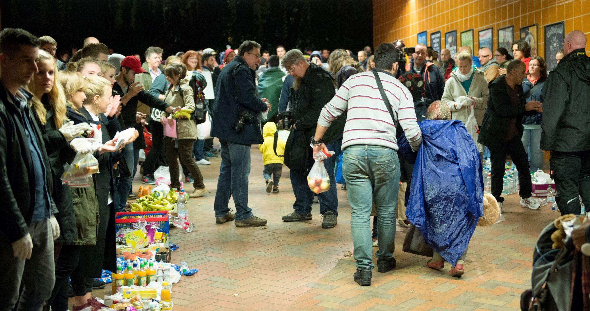 Austrija i Njemačka očekuju dolazak tisuća migranata