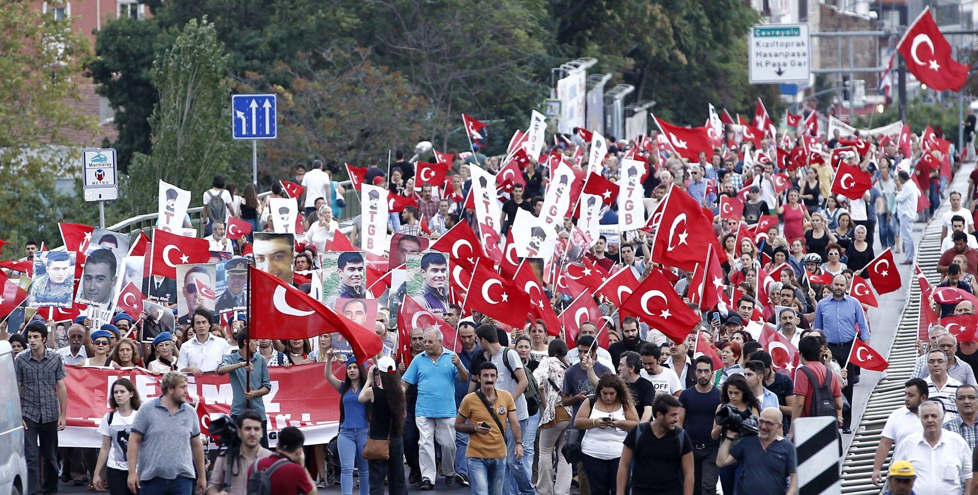 KURDSKA STRANKA Zbog nasilja u Turskoj upitni izbori