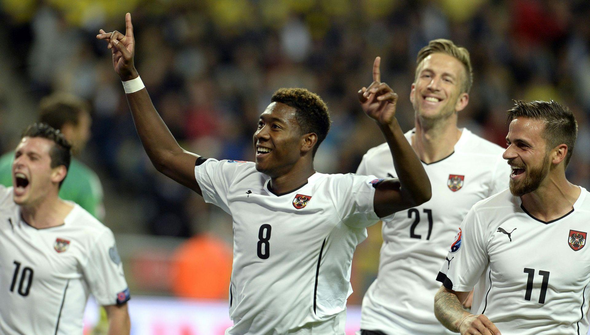 VIDEO: EP 2016 Austrija osigurala Euro, važna pobjeda Slovenije, a Rooney rekorder