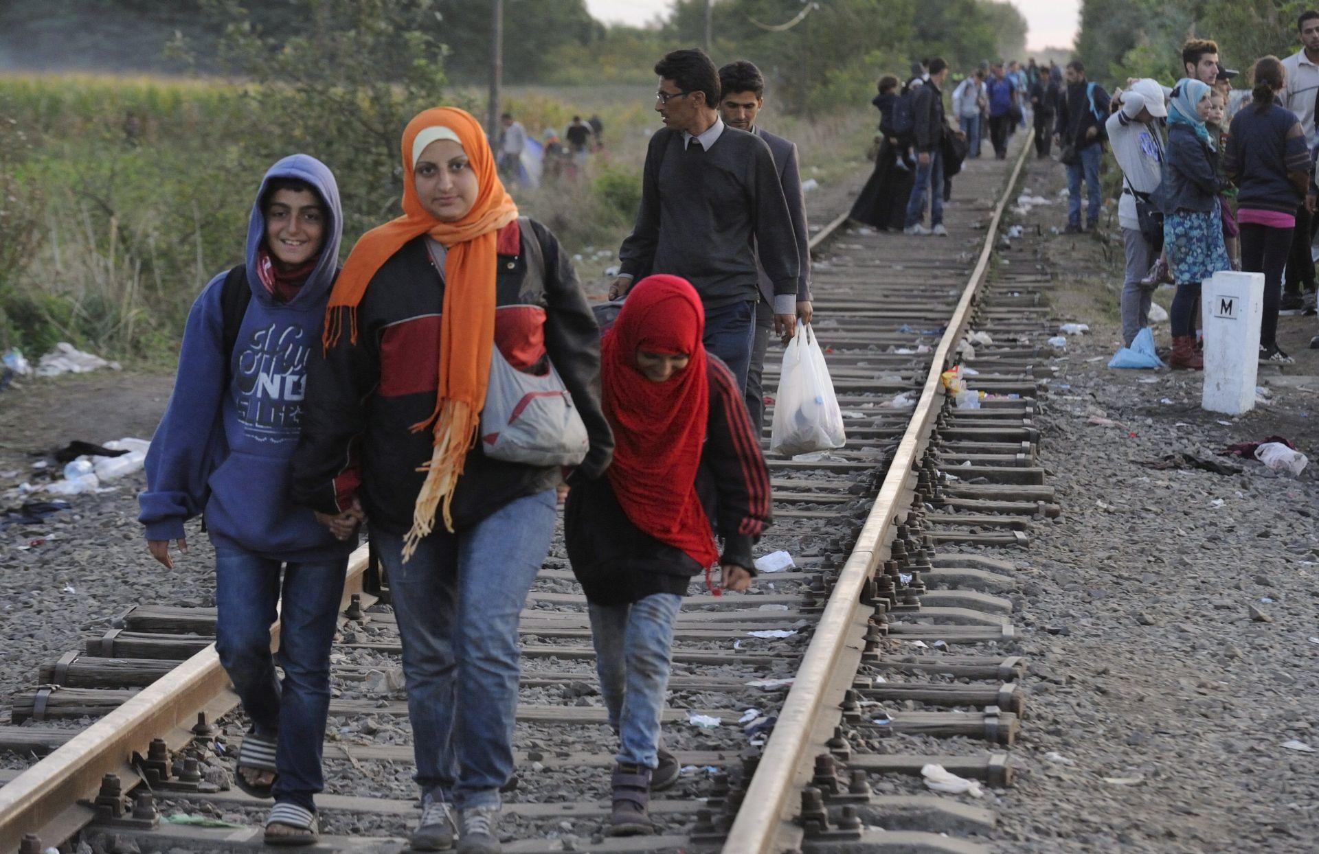 UN traži od Mađarske da poboljša uvjete za prihvat izbjeglica