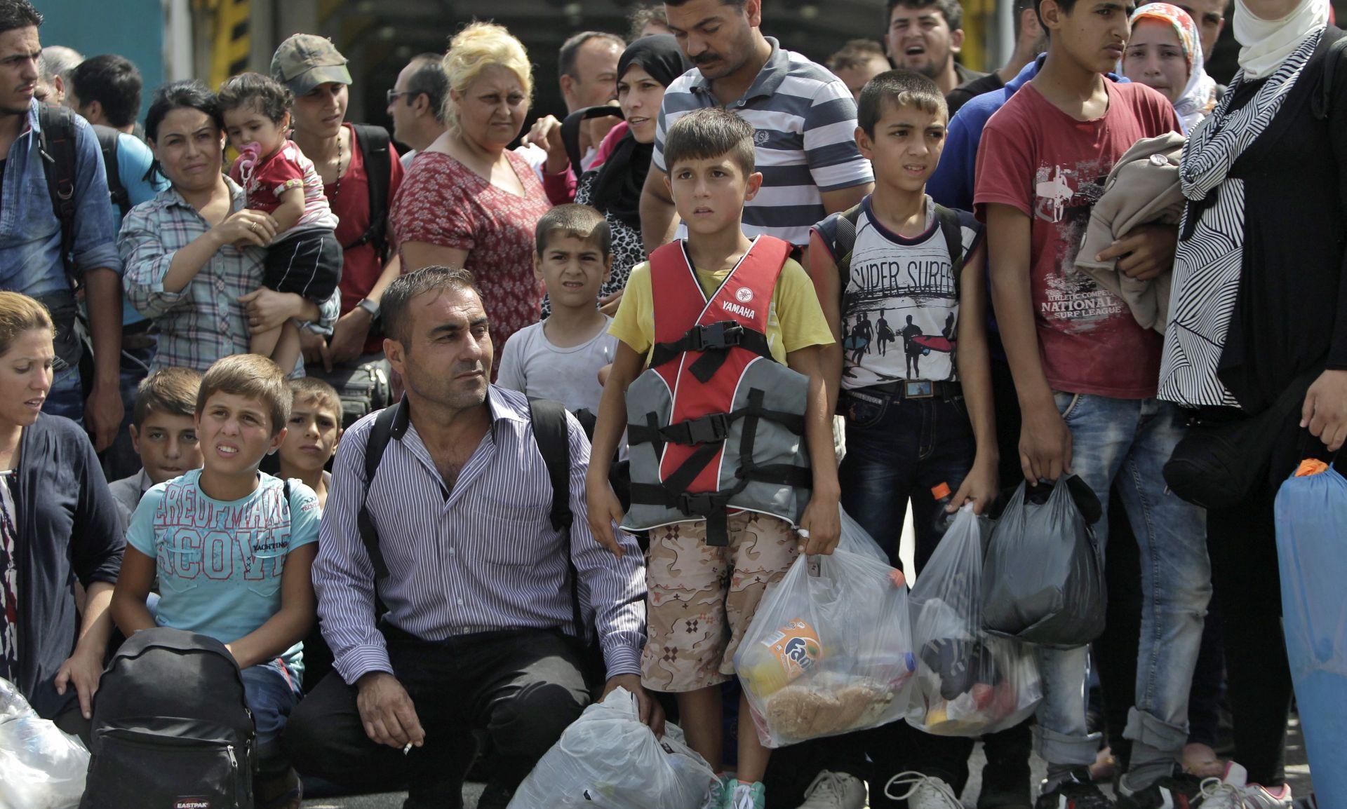 Migranata na sjeveru Vojvodine sve više, hrane i vode sve manje