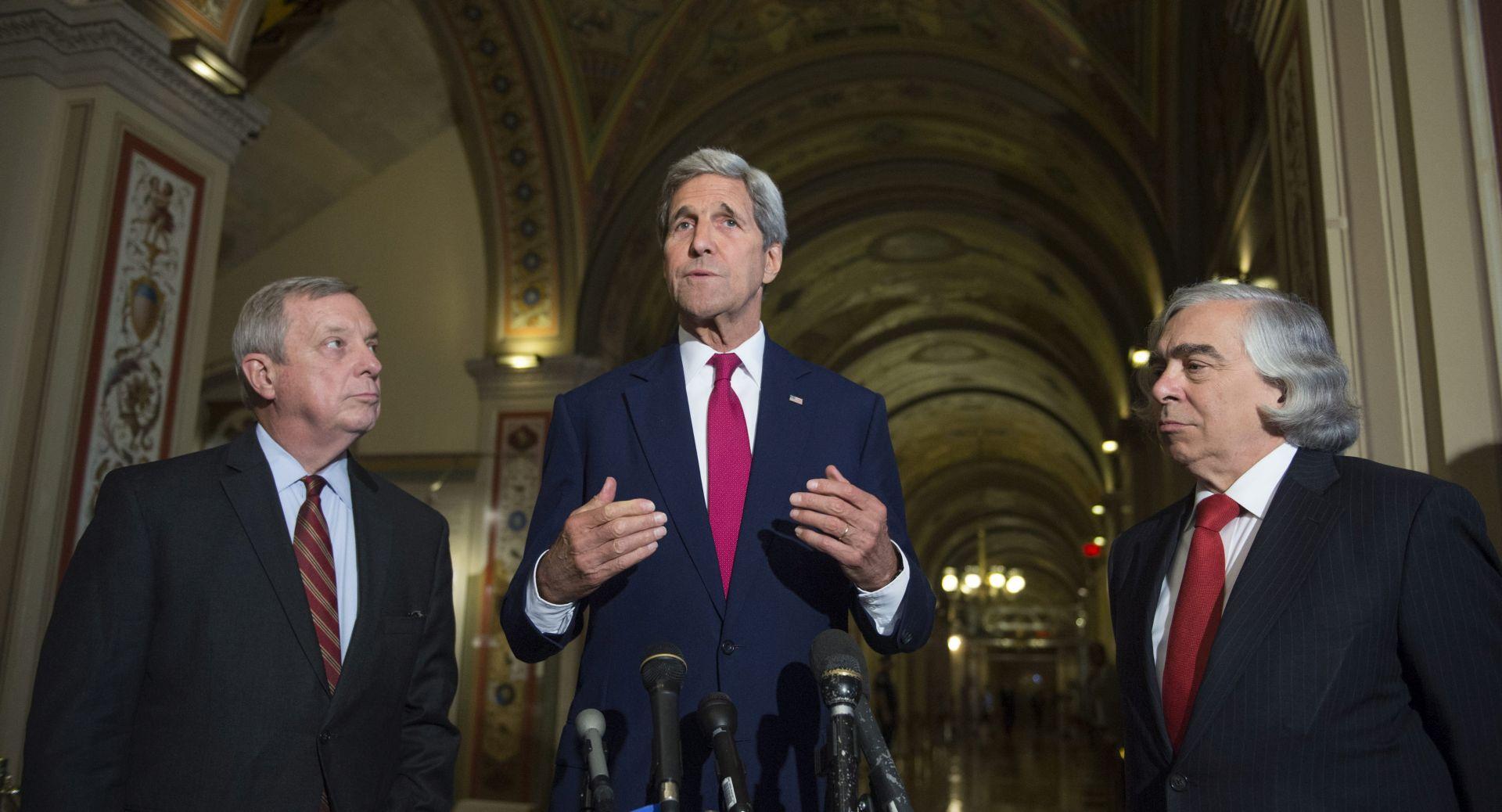 """JOHN KERRY """"Amerika je 'predana' prihvaćanju dodatnih sirijskih izbjeglica"""""""