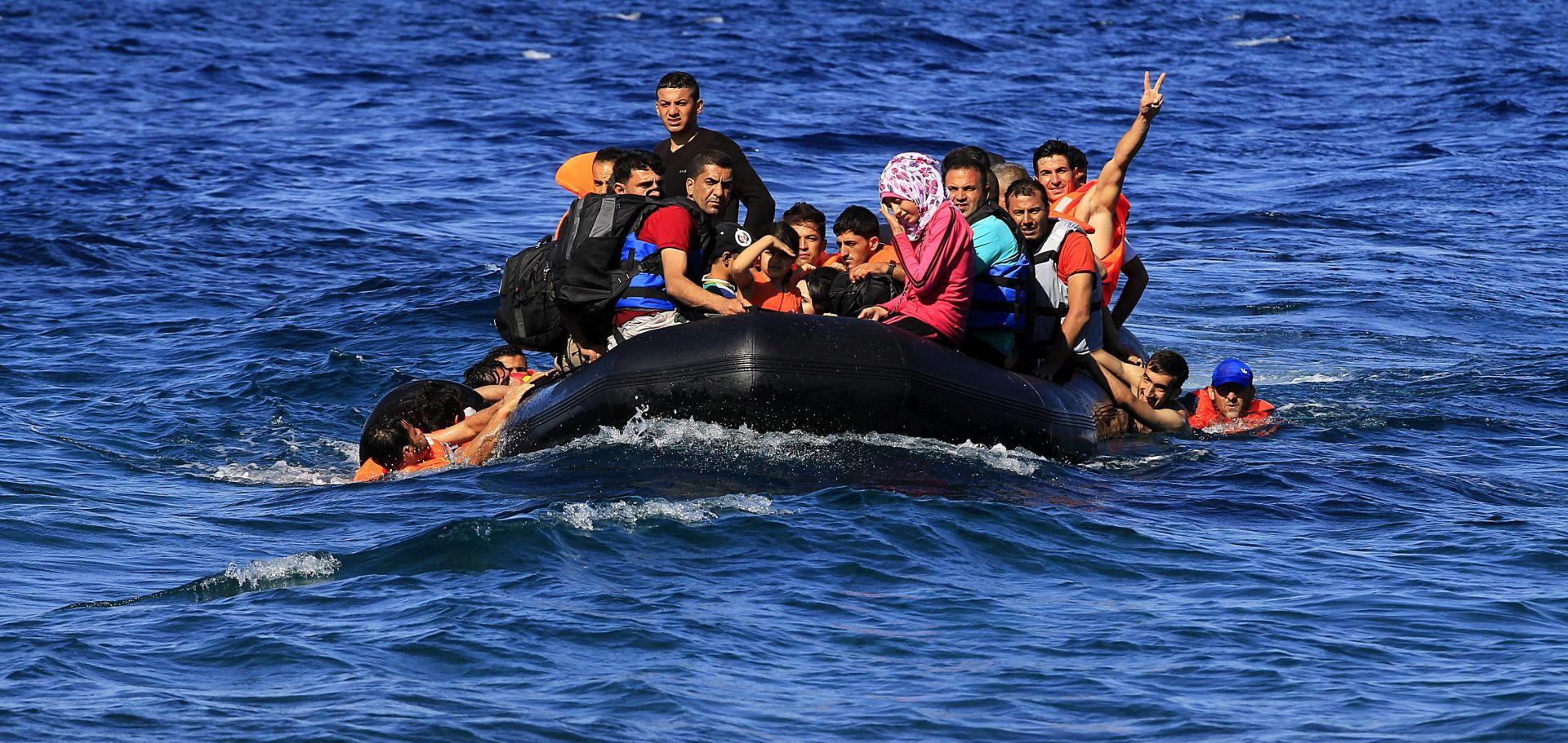 NOVA TRAGEDIJA Sedamnaest izbjeglica utopilo se kod turske obale