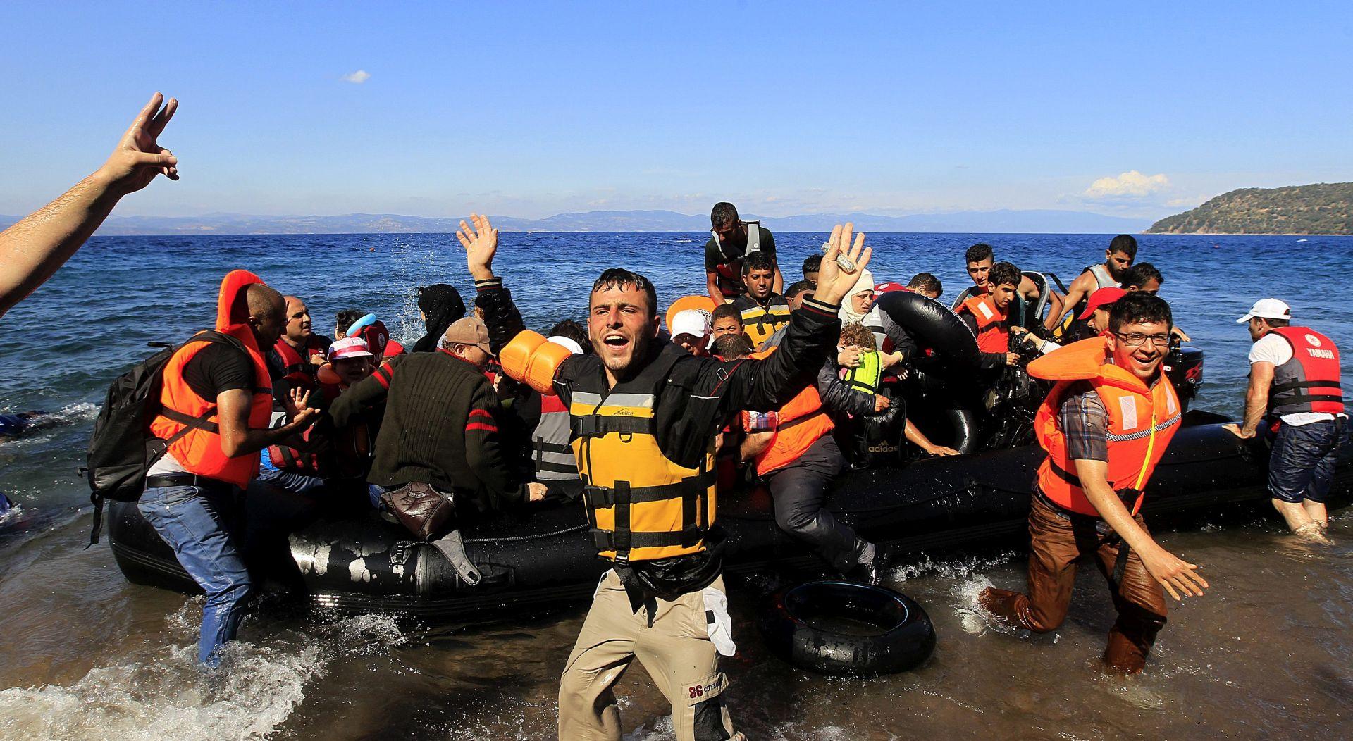 HOTSPOT U listopadu se otvaraju centri za razvrstavanje i registraciju migranata u Grčkoj