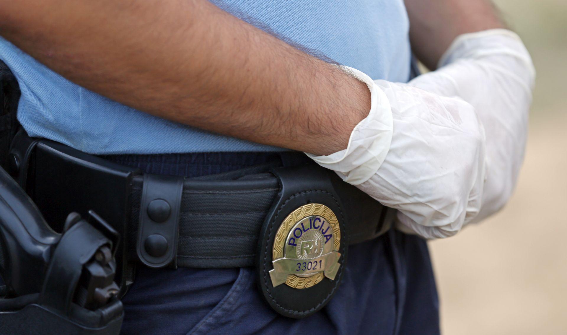 Policija: Kod Tovarnika nije bilo pokušaja ilegalnih prelazaka