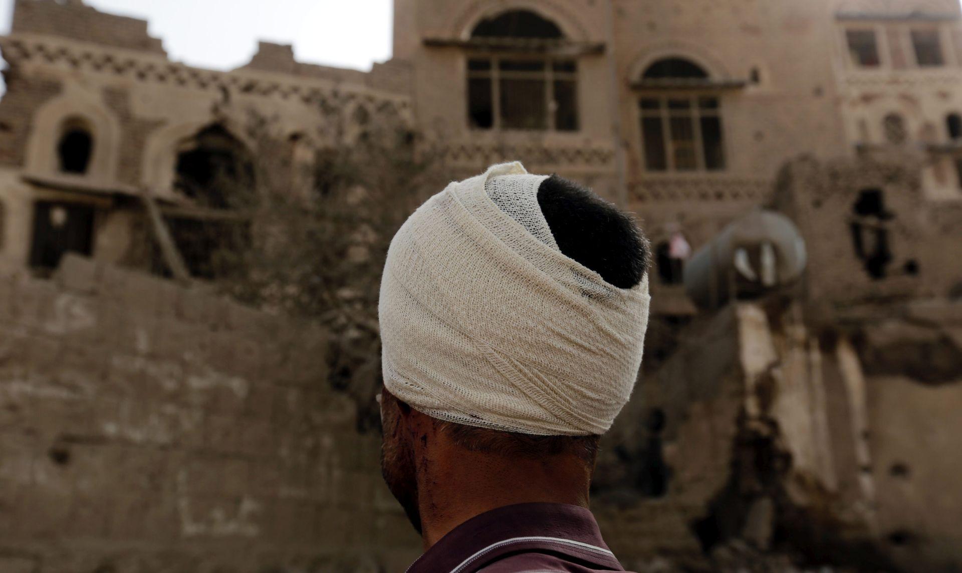 KOALICIJA NE PREUZIMA ODGOVORNOST Broj poginulih u zračnom napadu u Jemenu porastao na 131
