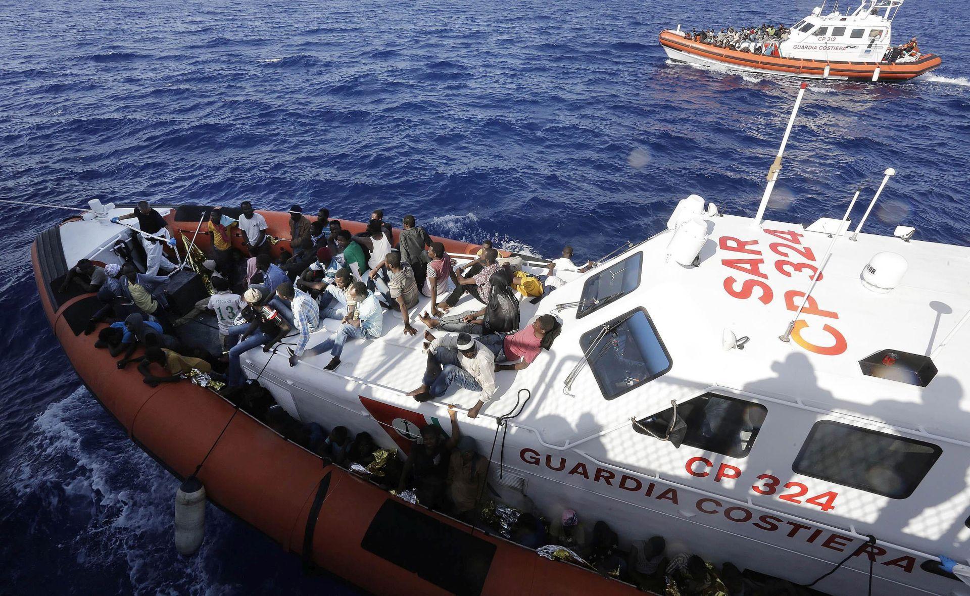 UJEDINJENI NARODI Više od pola milijuna migranata prešlo Sredozemlje 2015.