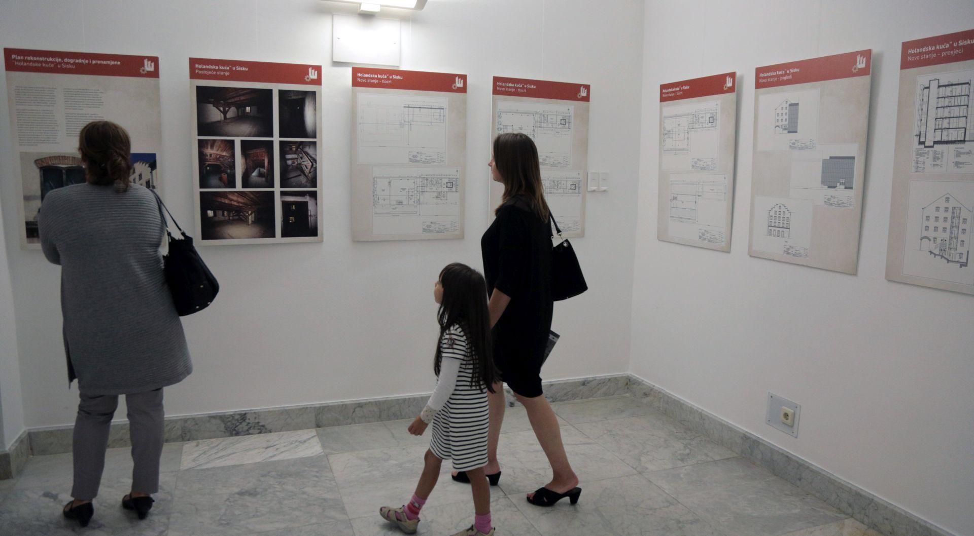 U Zagrebu otvorena izložba o industrijskoj baštini Hrvatske