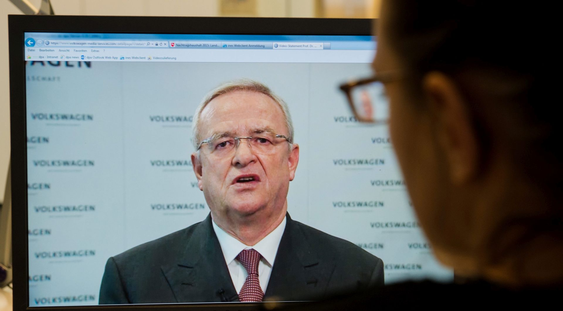 ZBOG SKANDALA U VOLKSWAGENU Izvršni direktor Martin Winterkorn podnio ostavku