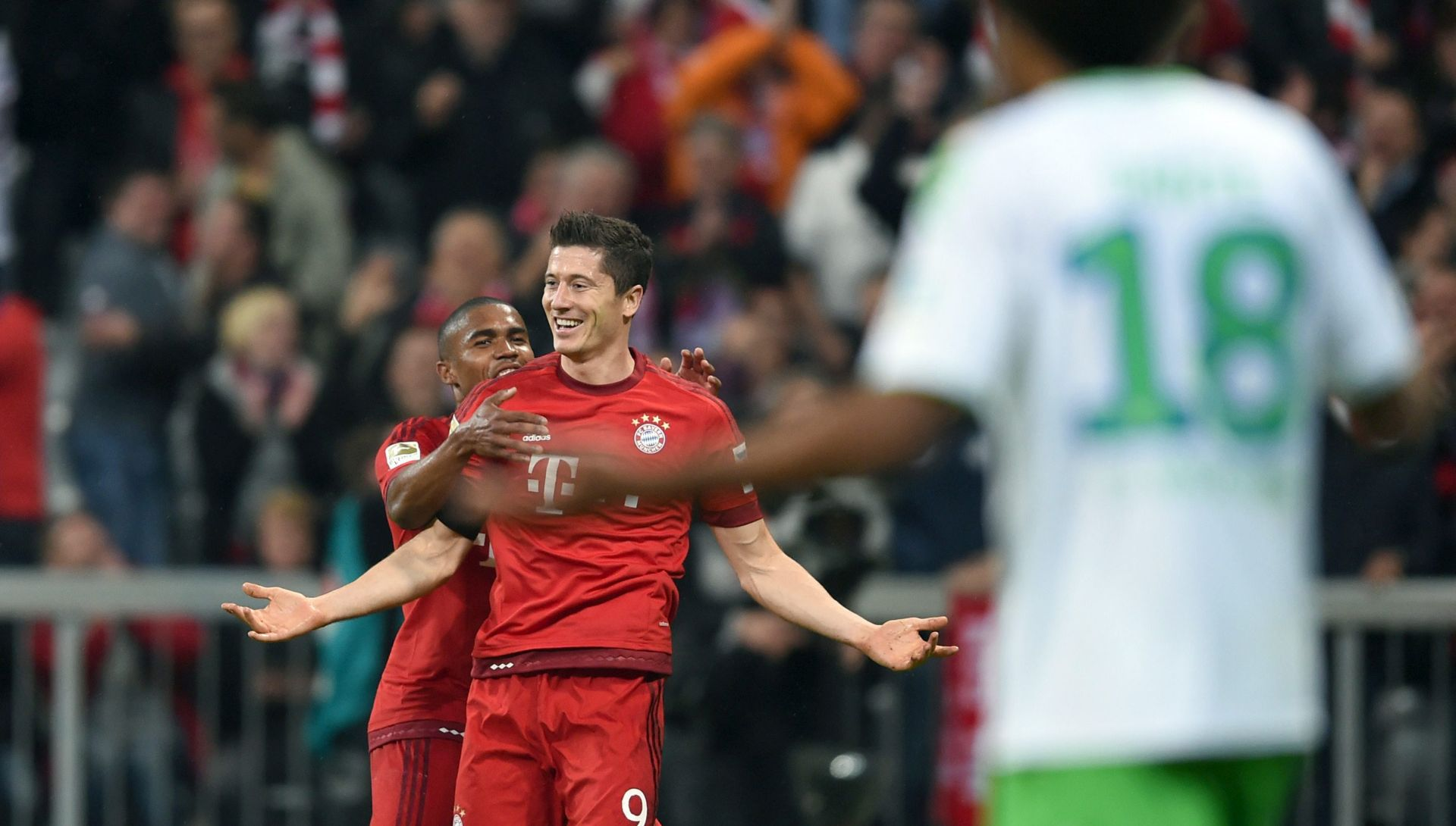 VIDEO: ČUDOVIŠNI LEWANDOWSKI Wolfsburgu za DEVET minuta zabio pet golova