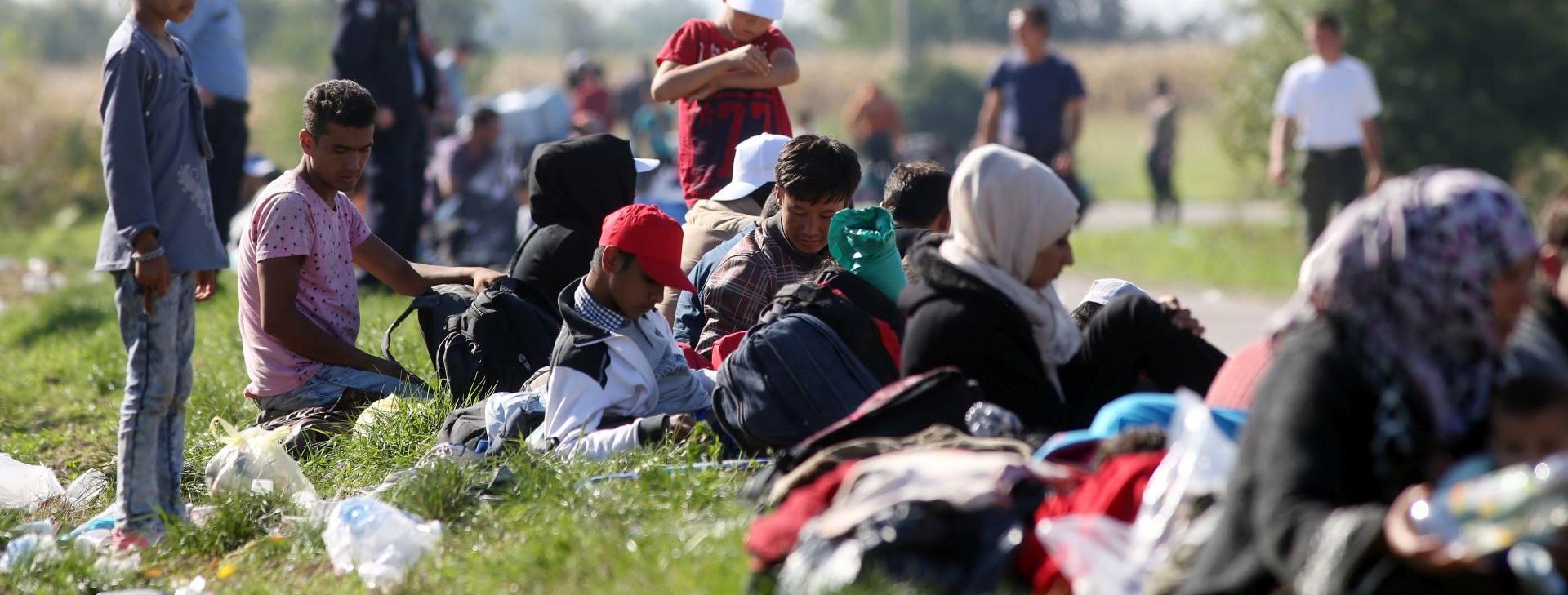 MUP Od početka izbjegličke krize u Hrvatsku ušlo više od 600 tisuća ljudi