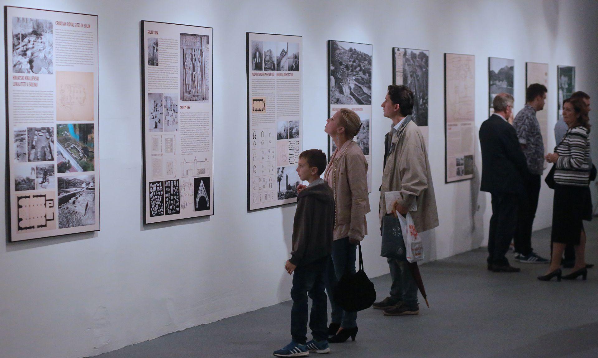 """Otvorena izložba """"Ejnar Dyggve – istraživanja u Dalmaciji"""""""