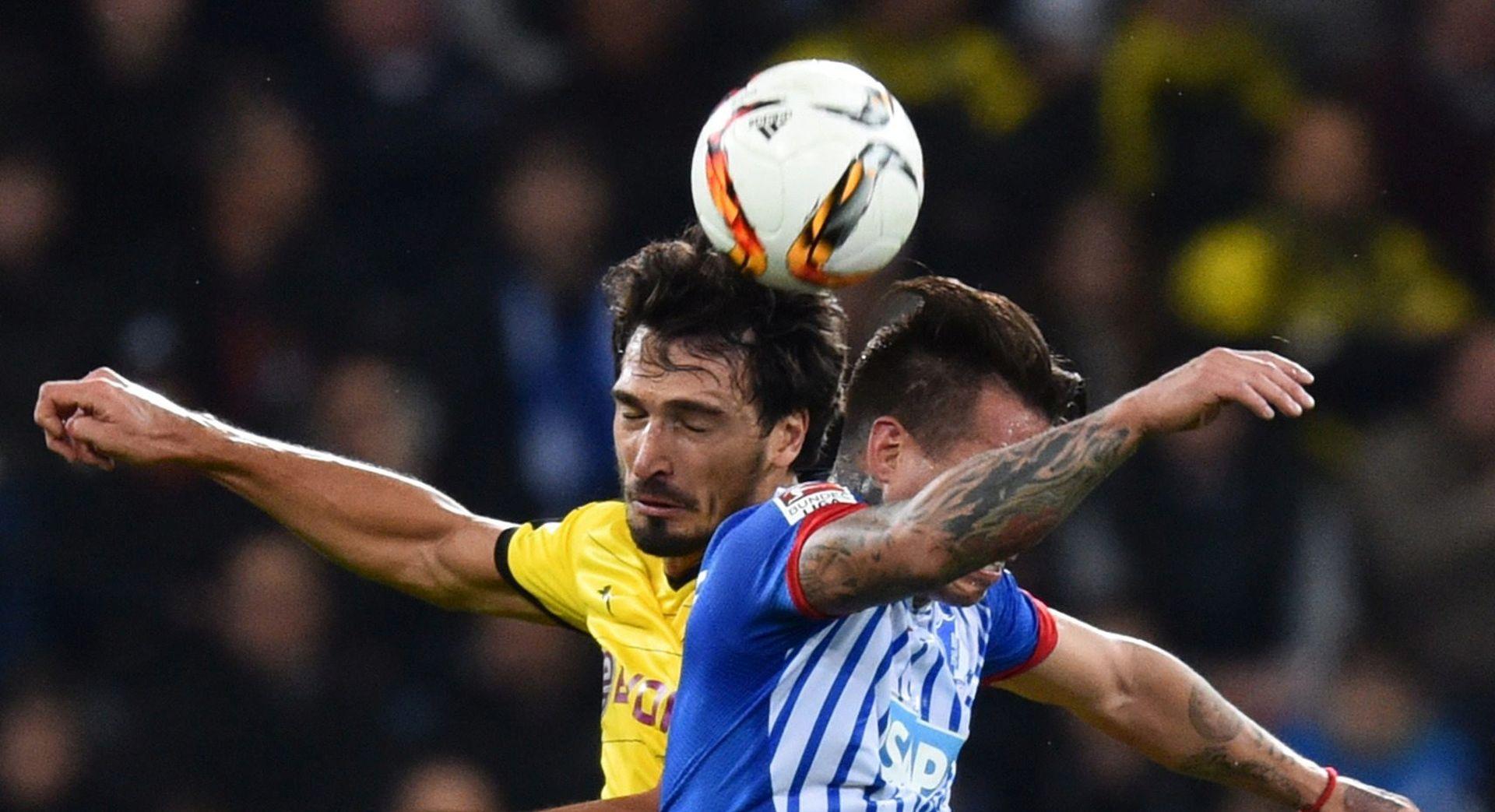 BUNDESLIGA Borussia kiksala kod Hoffenheima, Mönchengladbach do prve pobjede