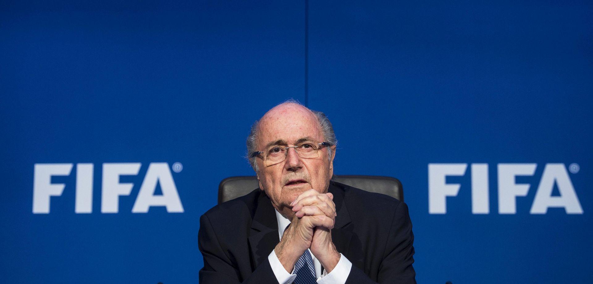 Blatter namjerava ostati na čelu FIFA-e do izbora