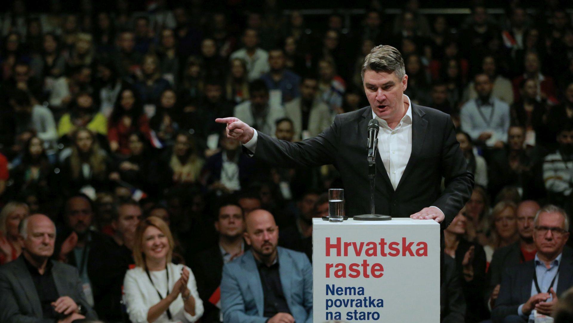 PORUKA I UČITELJIMA Milanović: Granica za sada ostaje otvorena