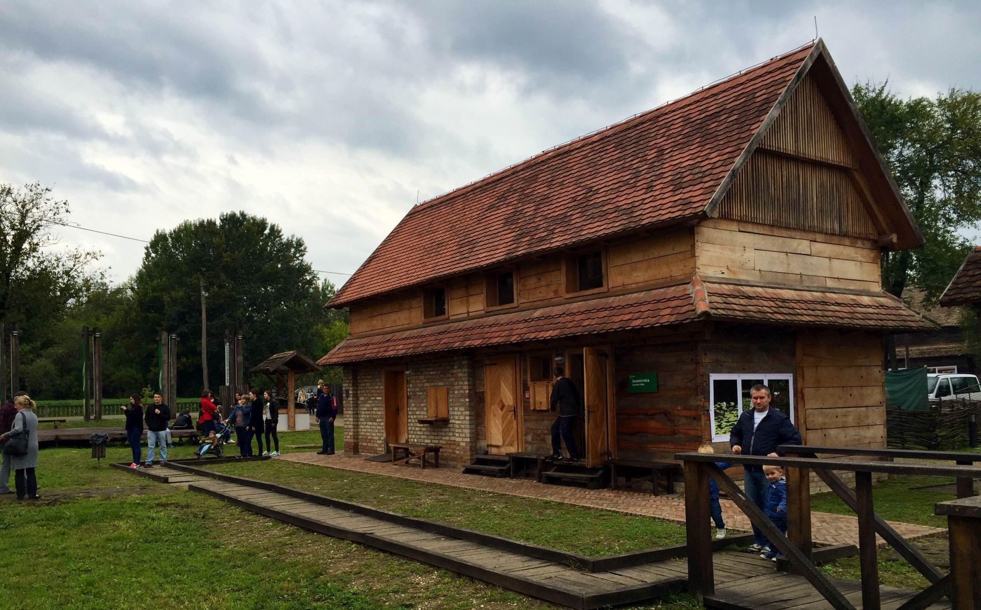 Park prirode Lonjsko polje dobio novi centar za posjetitelje Krapje