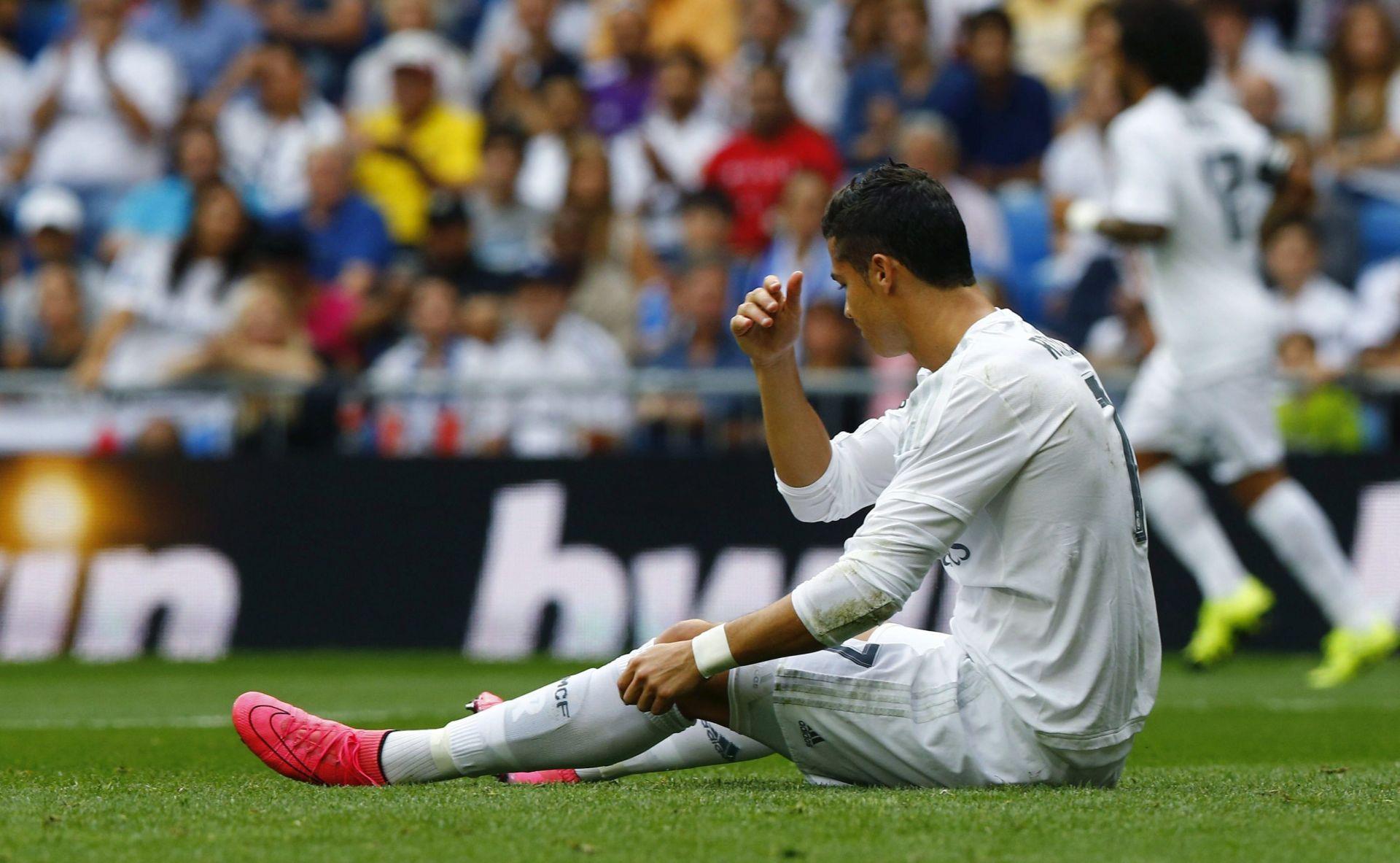 PRIMERA Nula Reala i Malage, Kameni zaključao vrata – Ronaldo nije mogao do 500. pogotka