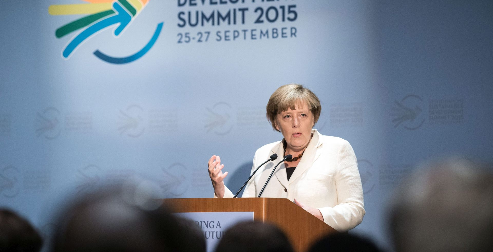 ŽELE U VIJEĆE SIGURNOSTI Merkel se pridružila glasovima Brazila, Indije i Japana