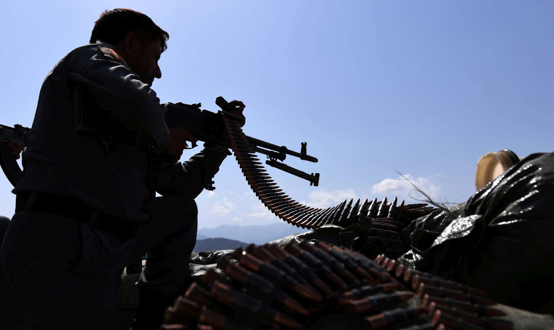 TALIBANI UPALI U VAŽAN AFGANISTANSKI GRAD Iz zatvora oslobodili stotine militanata