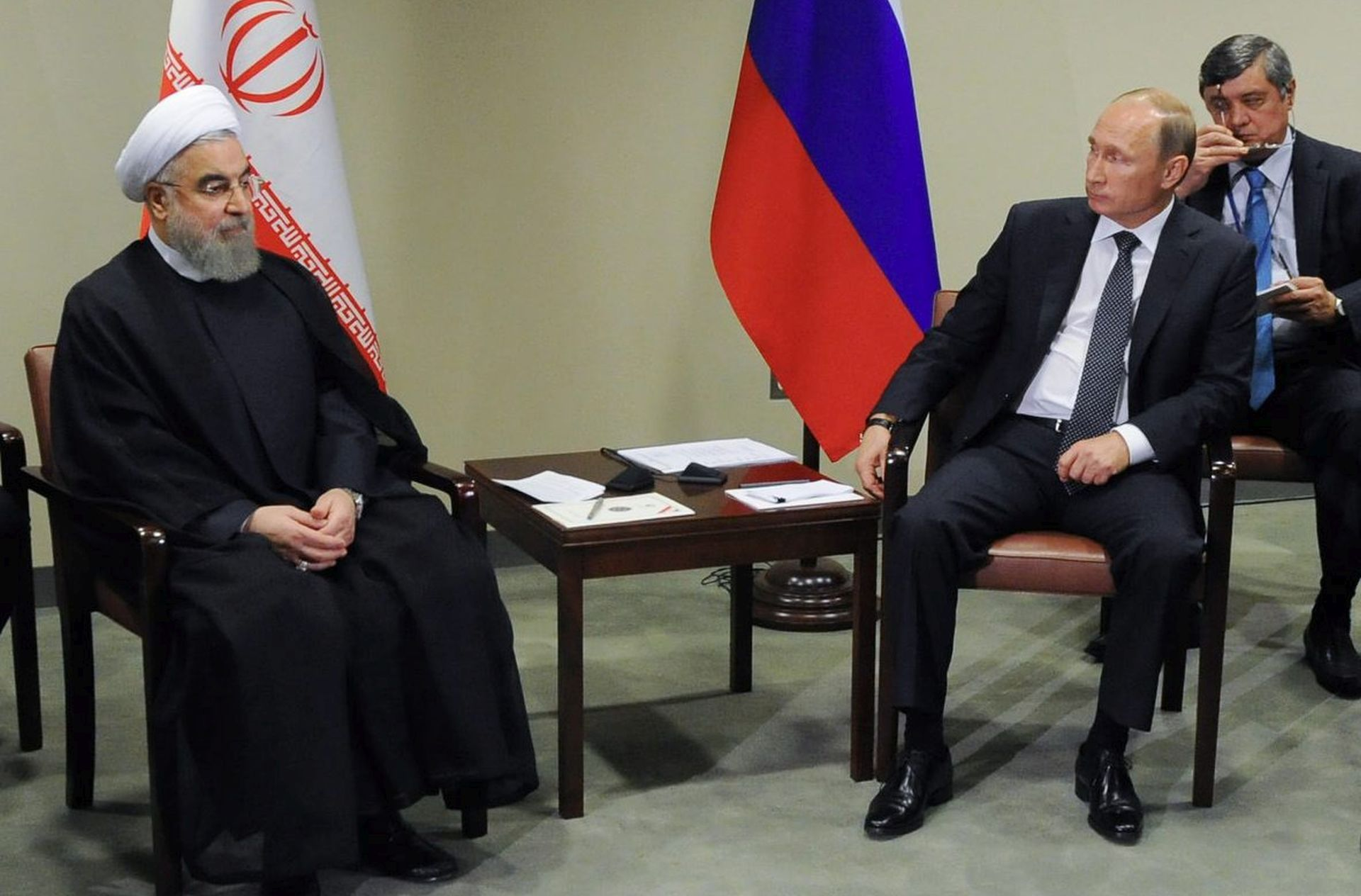 """PUTIN """"Bila bi velika pogreška ne surađivati s Assadom u borbi protiv IS-a"""""""
