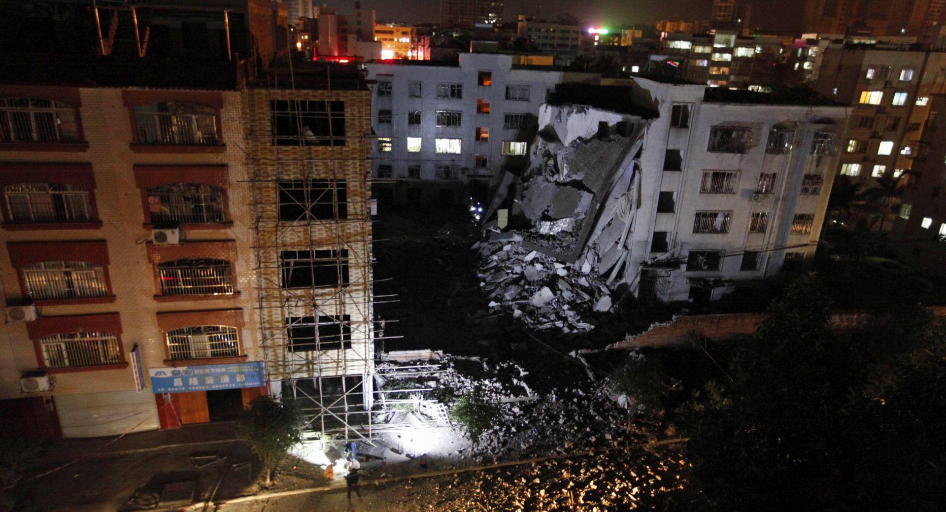 KINA Čak 17 eksplozija pogodilo gradić Dapu, najmanje 7 poginulih, policija uhitila 33-godišnjaka