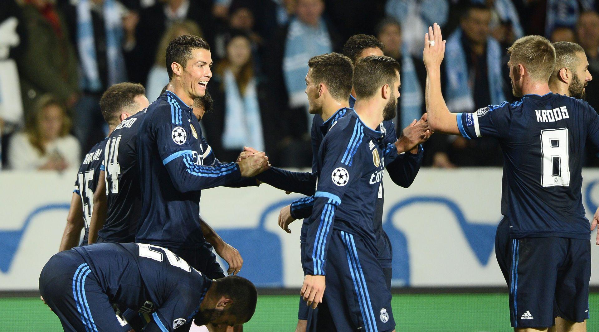LIGA PRVAKA Preokreti oba Manchestera, Ronaldov 500. pogodak, autogol Srne