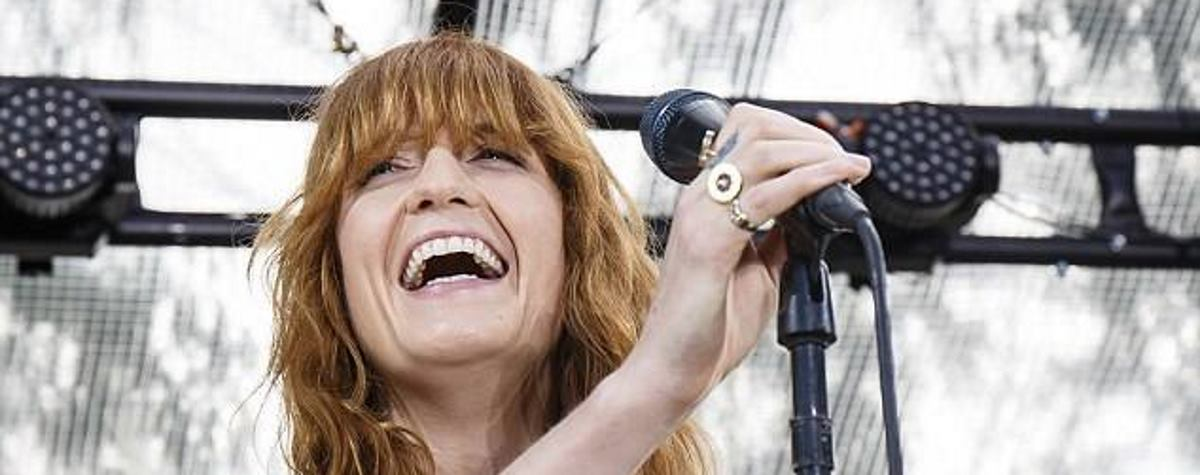 VIDEO: Pogledajmo live izvedbu Florence + The Machine