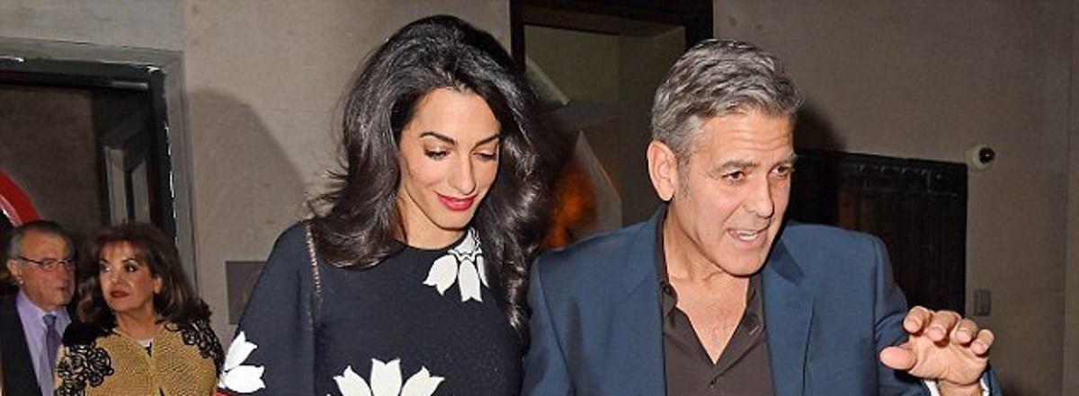 Amal i George Clooney očekuju blizance?