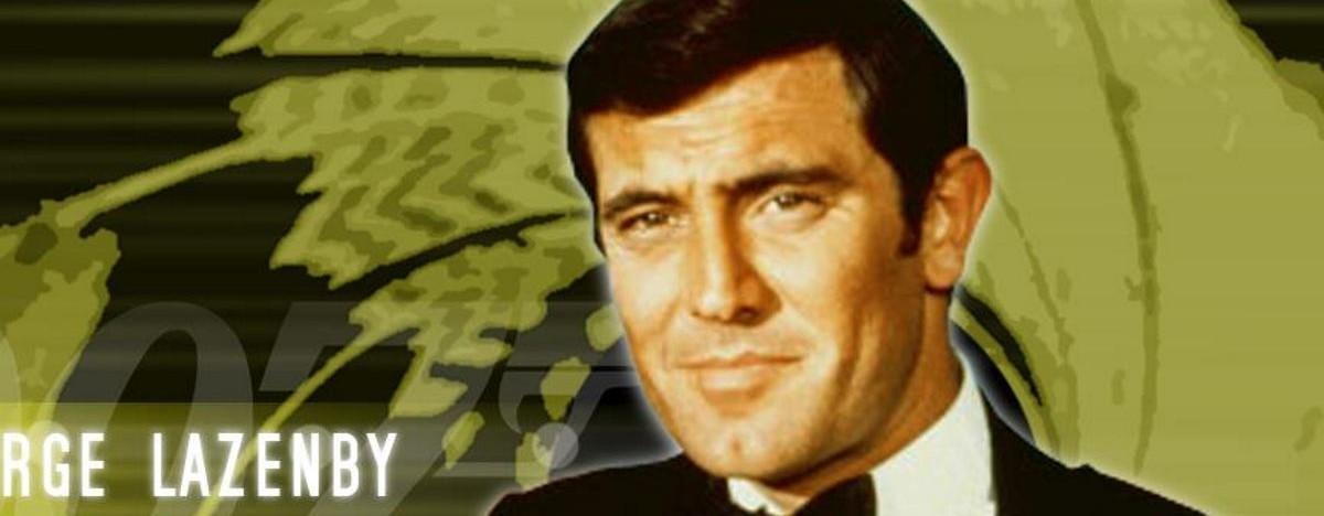 GEORGE LAZENBY: Uloga Jamesa Bonda u šezdesetim godinama nije bila prikladna kod žena