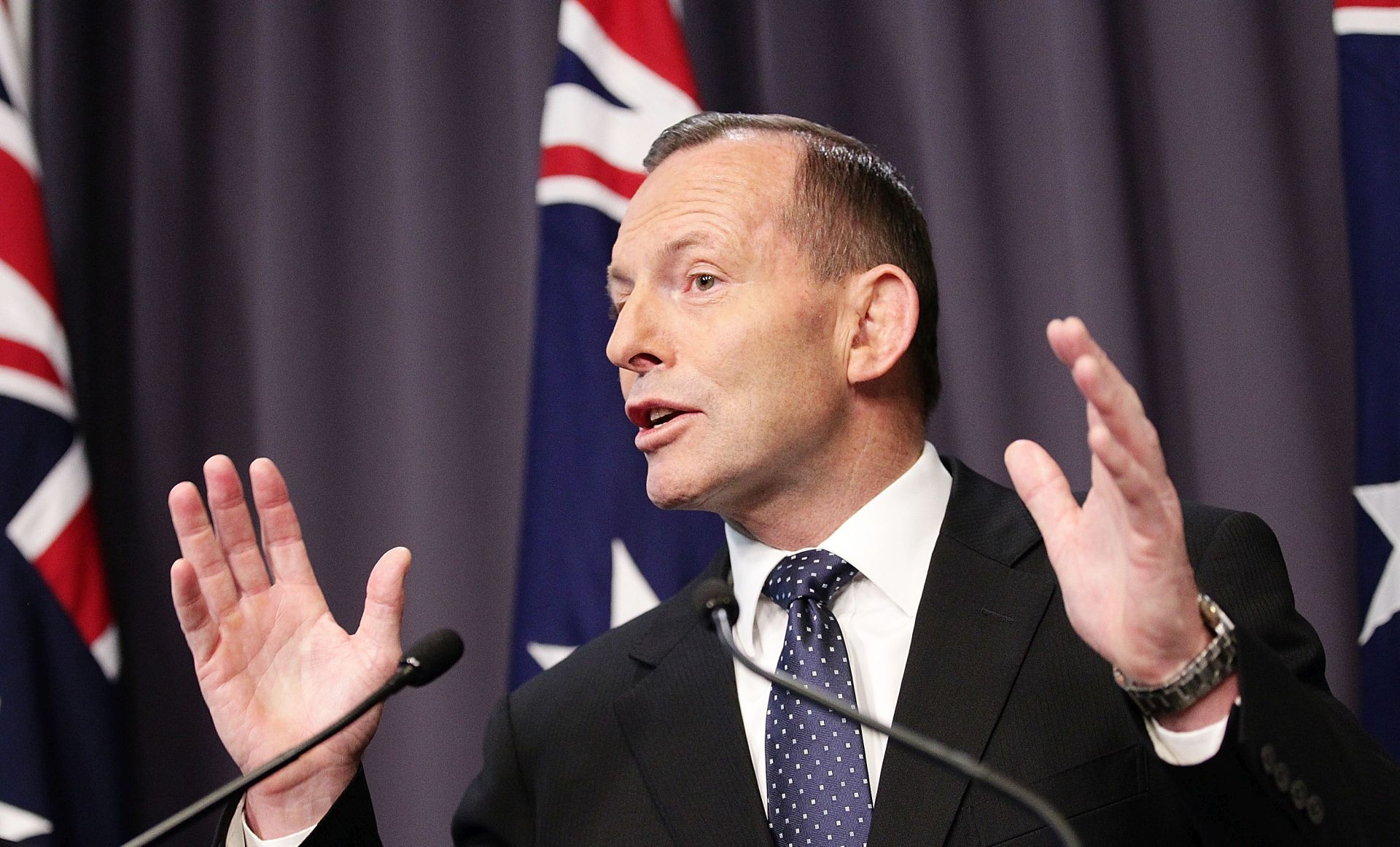 Abbott: Džihadisti su gori od nacista, oni su bar pokušali sakriti zločine