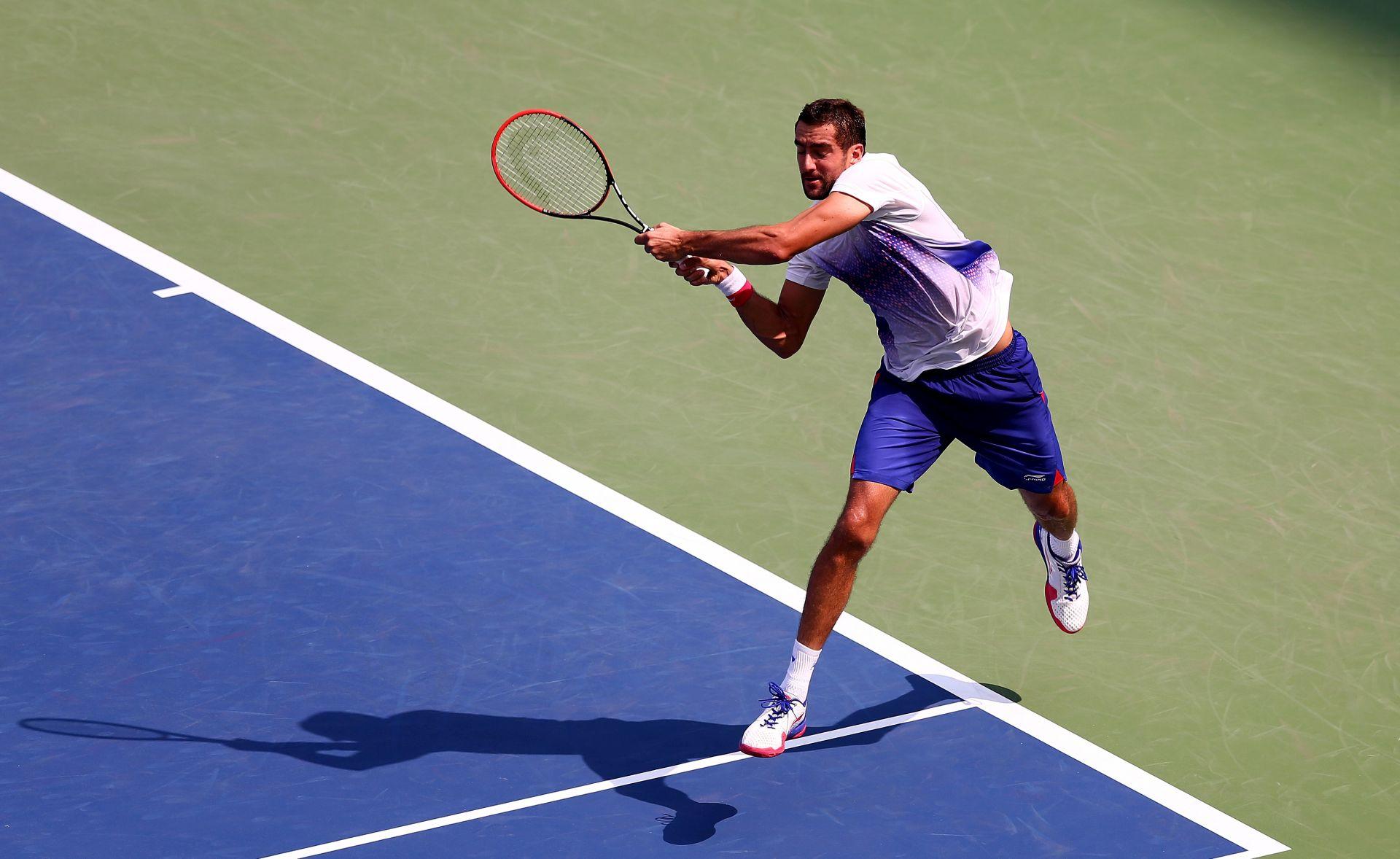 BRANITELJ NASLOVA Marin Čilić do trećeg kola US Opena bez izgubljenog seta