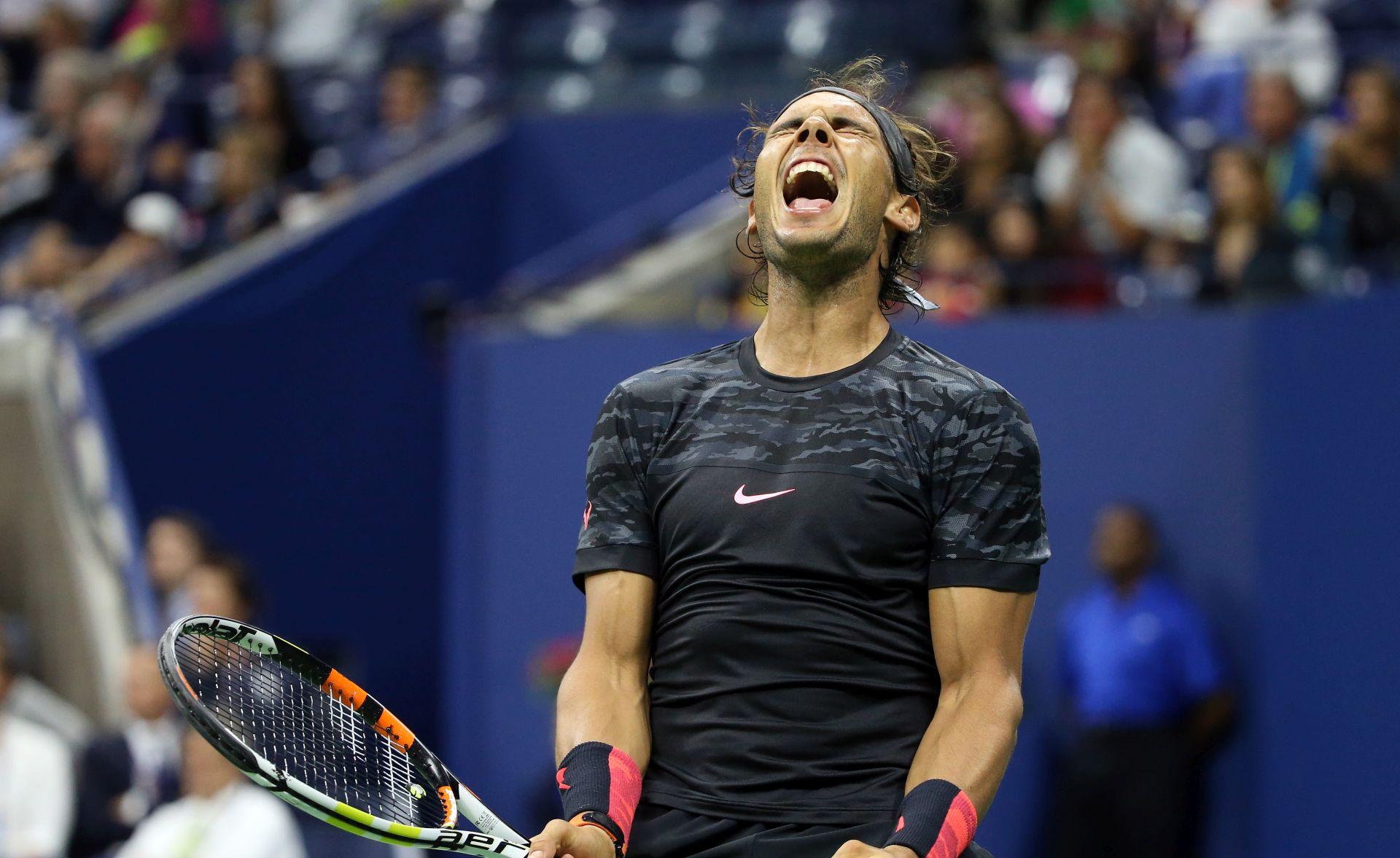 US OPEN Nadal vodio 2:0 u setovima pa izgubio protiv Talijana Fogninija
