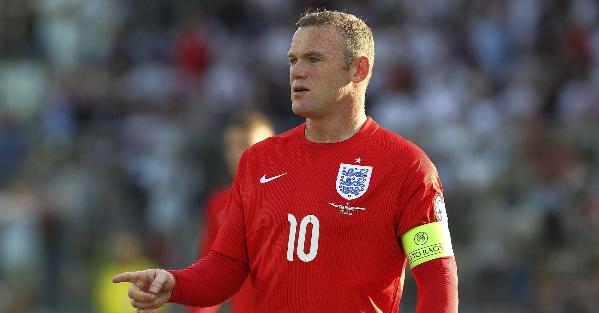 ENGLESKA OSIGIRALA EURO Wayne Rooney izjednačio se s rekordom Sir Bobby Charltona