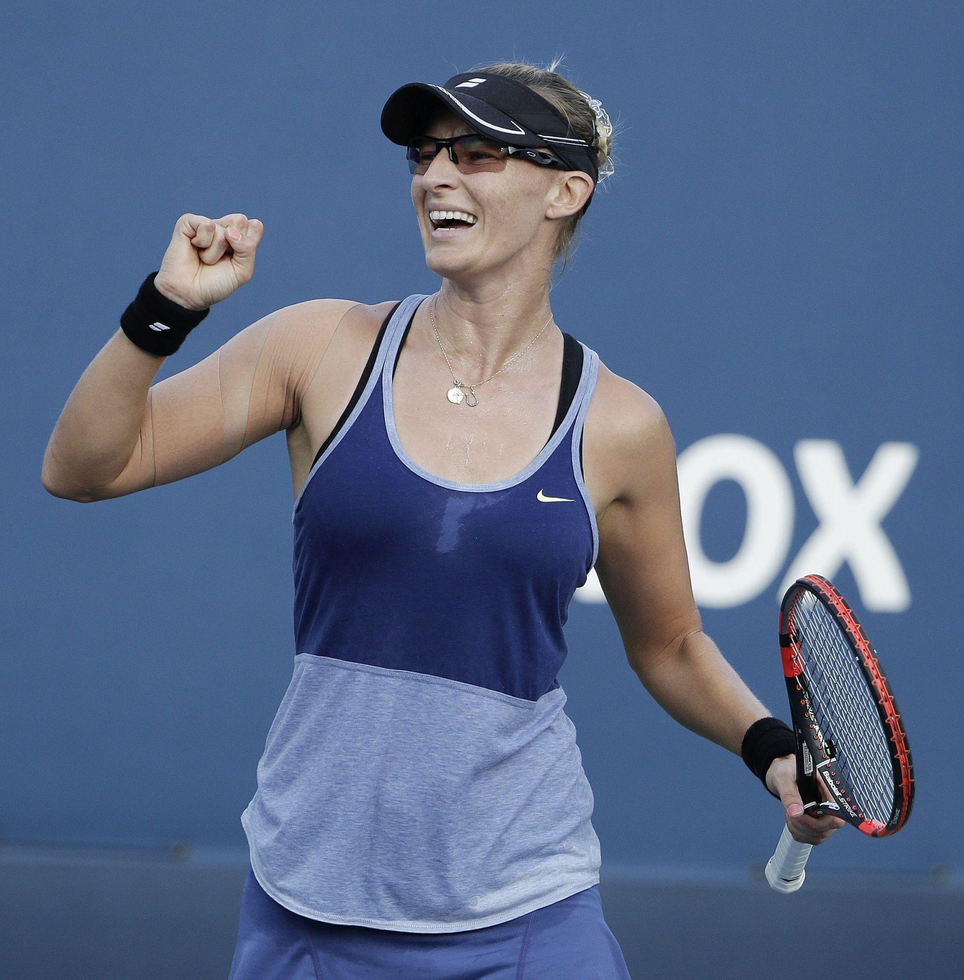 WTA PEKING Mirjana Lučić Baroni u drugom kolu
