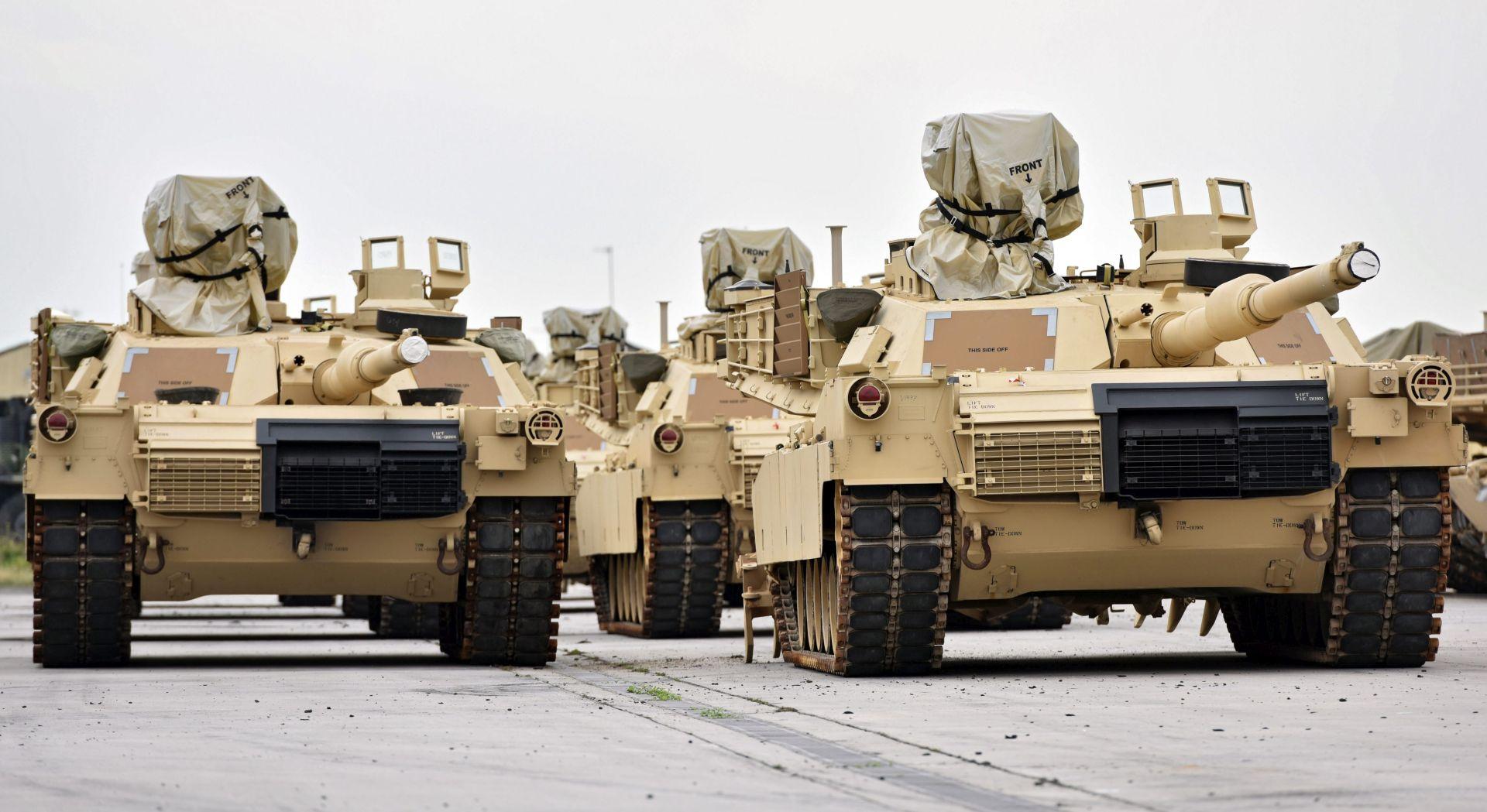 Otvoreno šest zapovjednih centara NATO-a na istočnom krilu