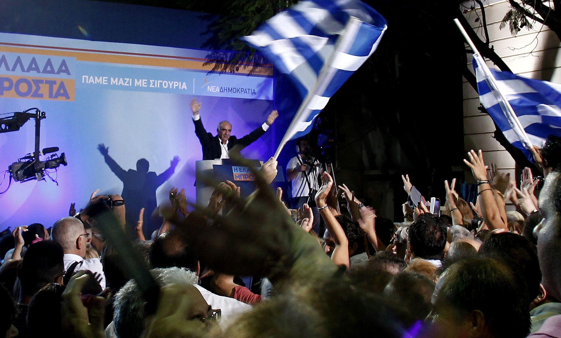 ANKETA: Desni centar u blagoj prednosti pred Syrizom