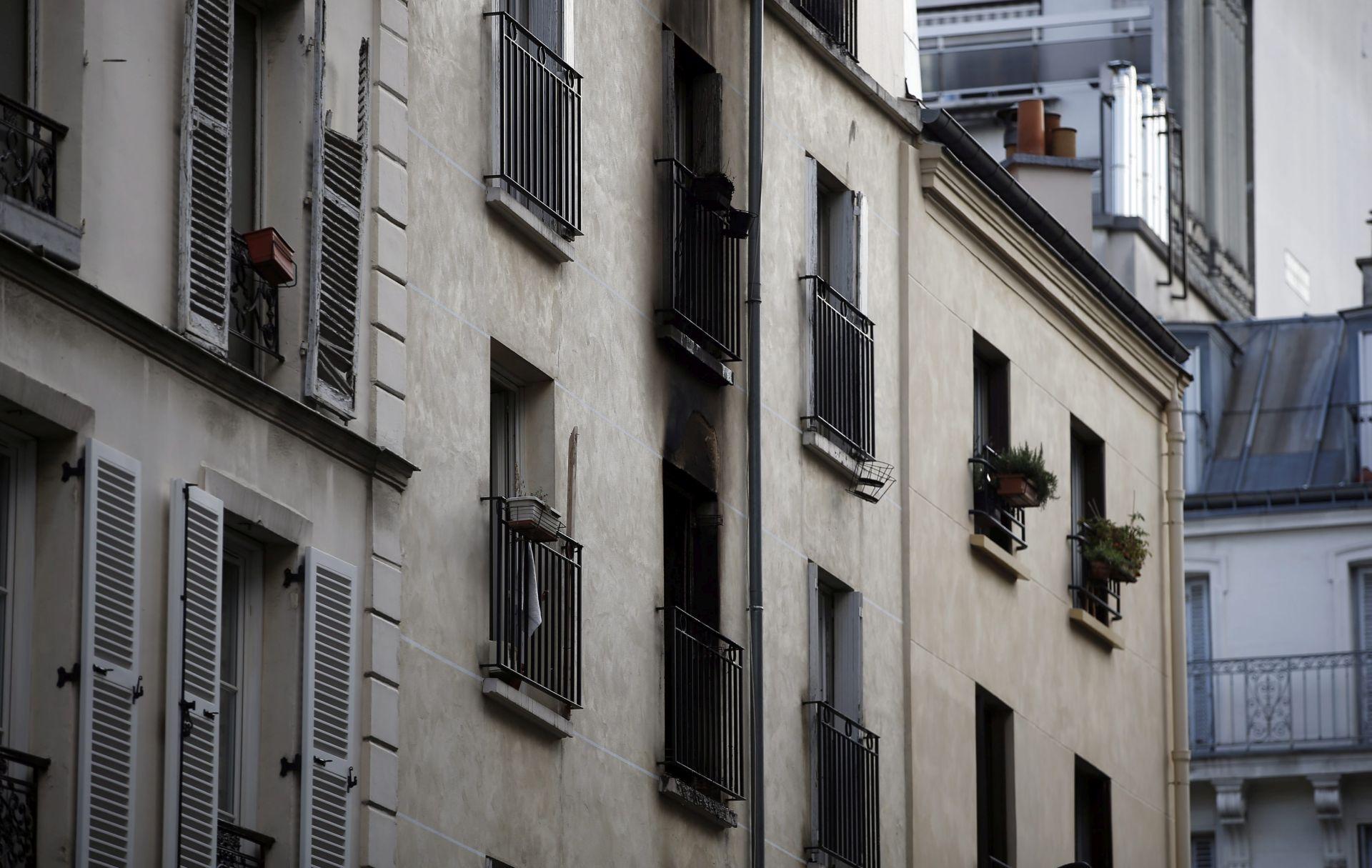 POGINULO I DVOJE DJECE Uhićen osumnjičenik za podmetanje požara u Parizu