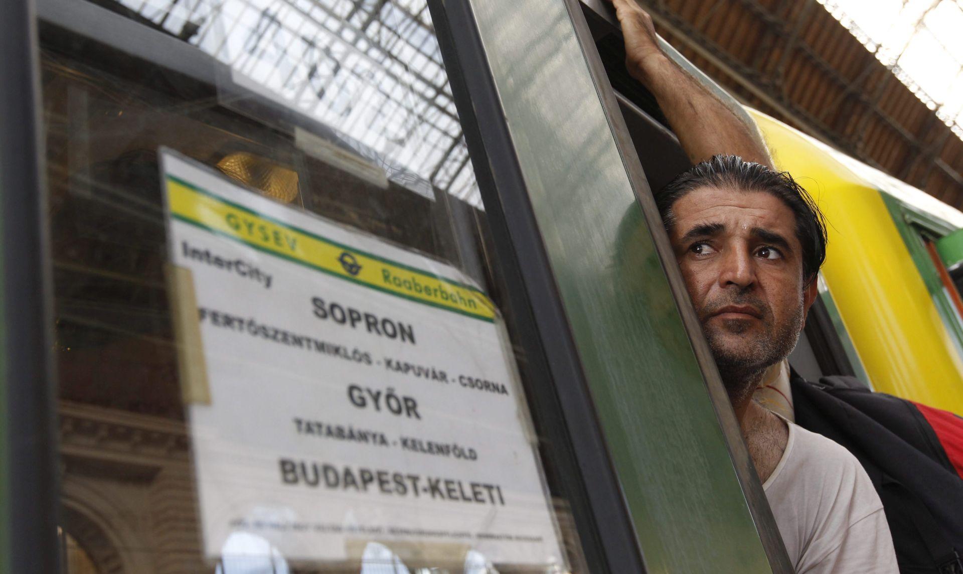 Vlakovi iz Češke i Slovačke neće više ulaziti u Mađarsku, Austrija će propuštati ljude bez kontrole